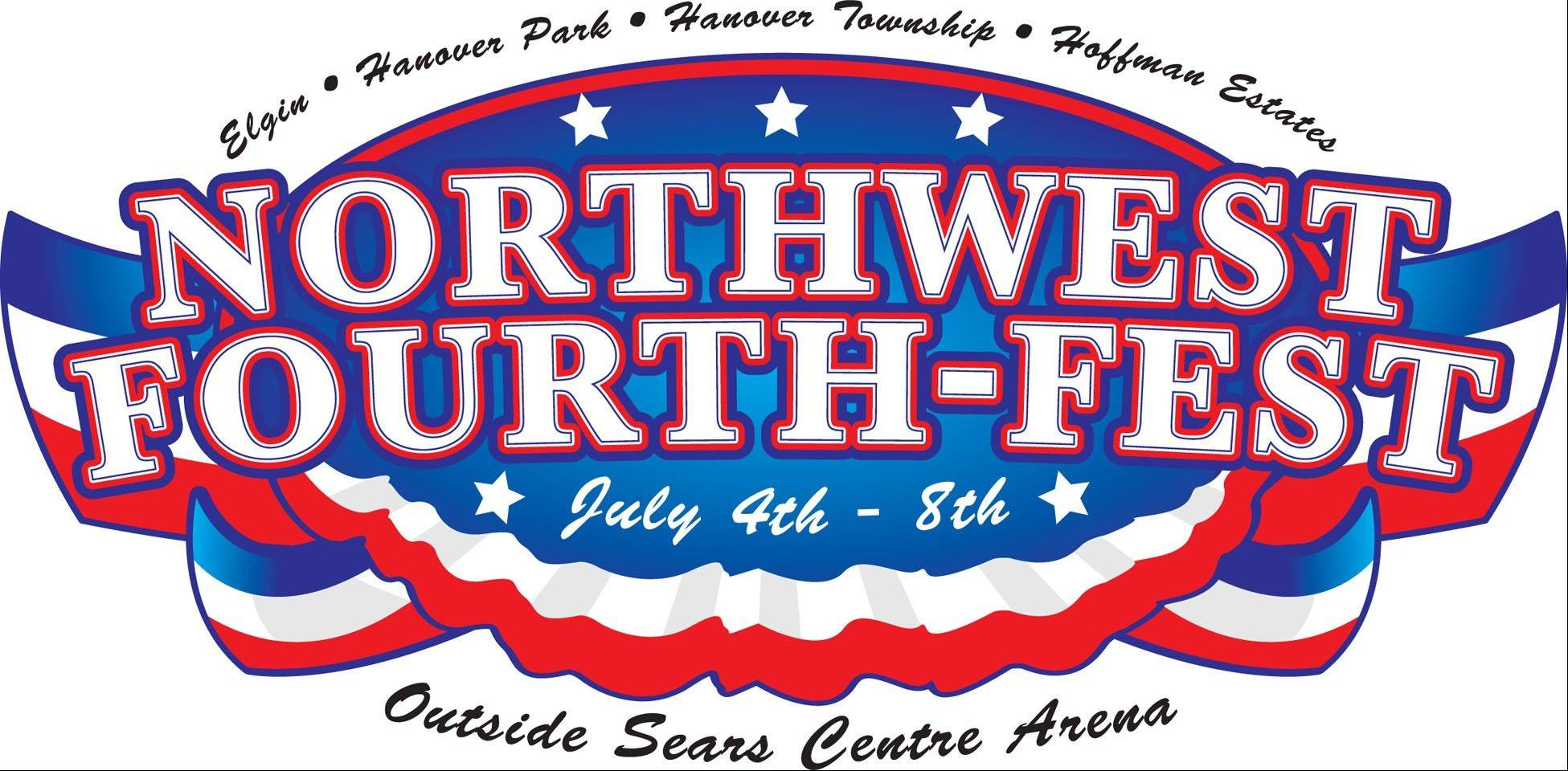 Northwest Fourth fest logo