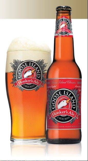 Honker�s Ale goes well with a variety of picnic foods.