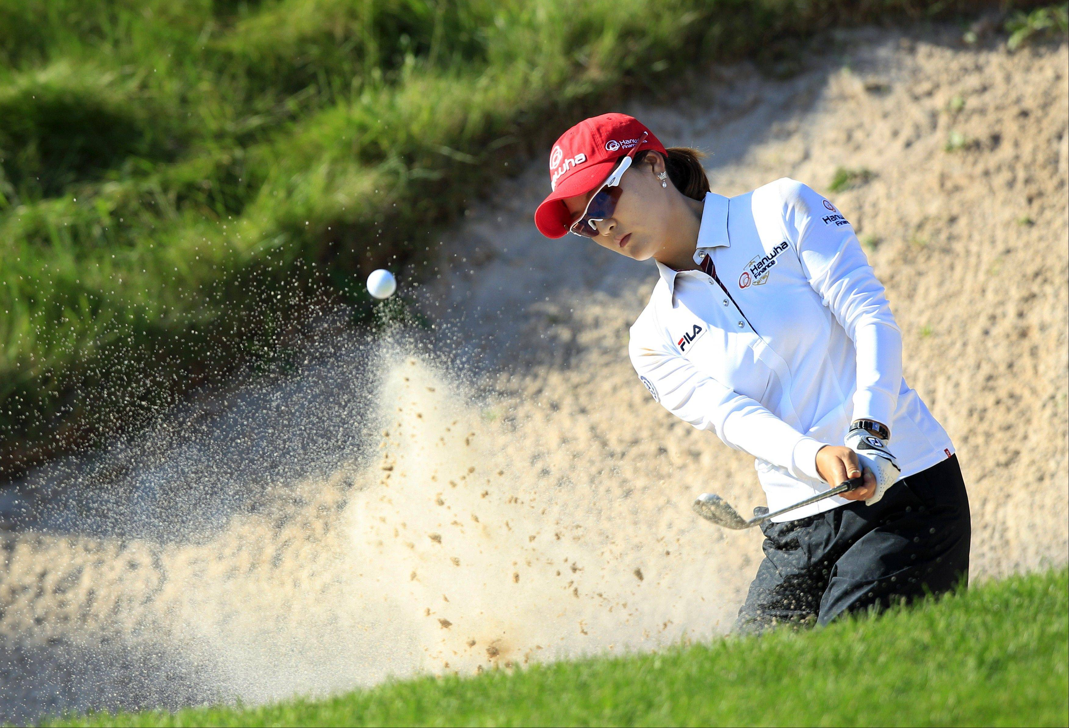 So Yeon Ryu of South Korea is the defending U.S. Women's Open champion, and her defense begins Thursday at Blackwolf Run in Kohler, Wis.