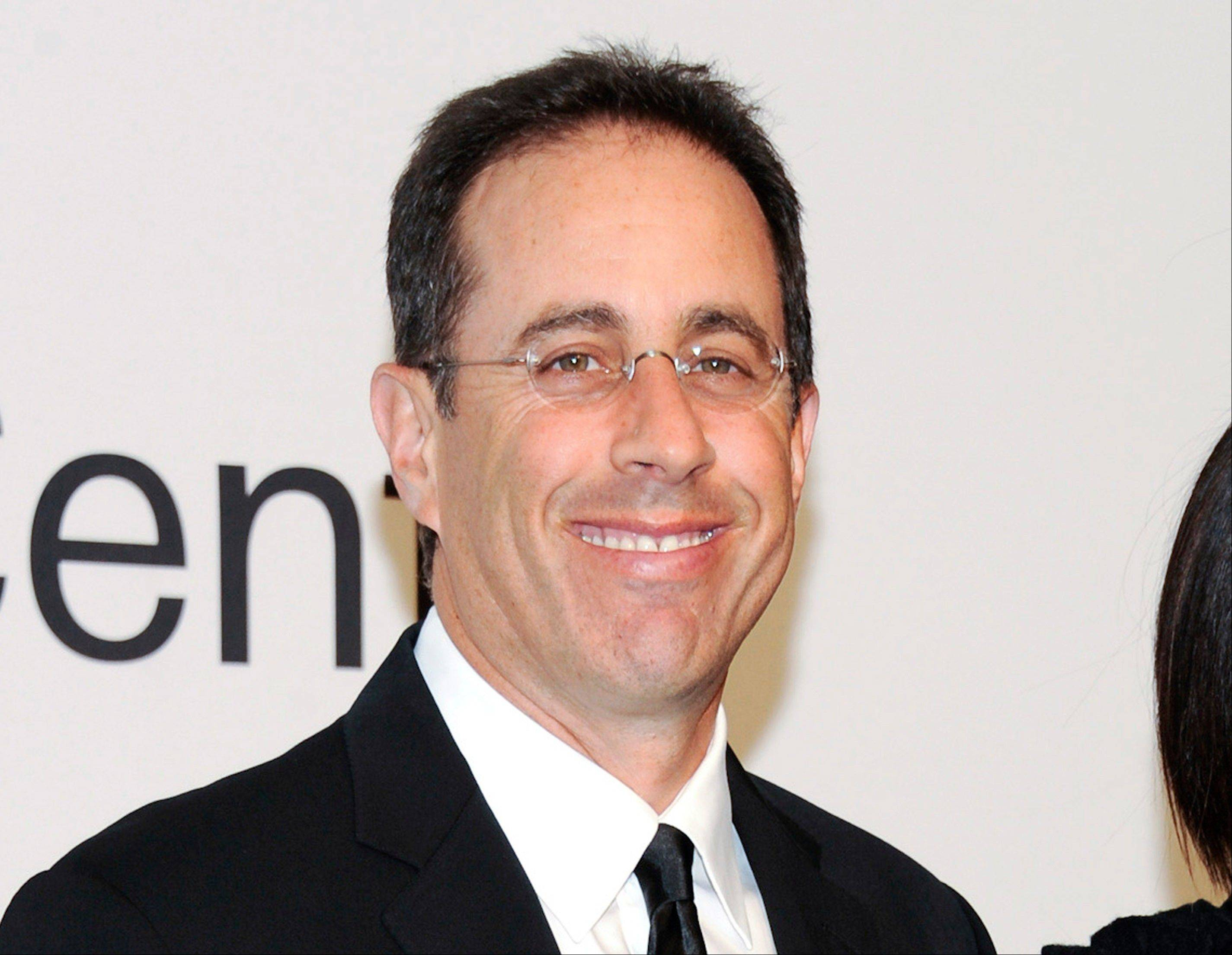 "Jerry Seinfeld announced Thursday that he'll debut the Web series ""Comedians in Cars Getting Coffee"" on July 19."