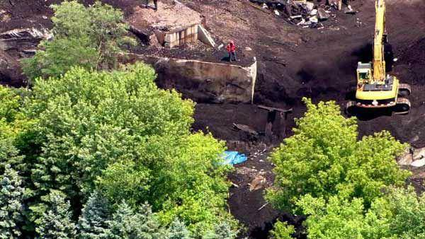 Authorities have identified a Glenview couple killed in the freight car derailment