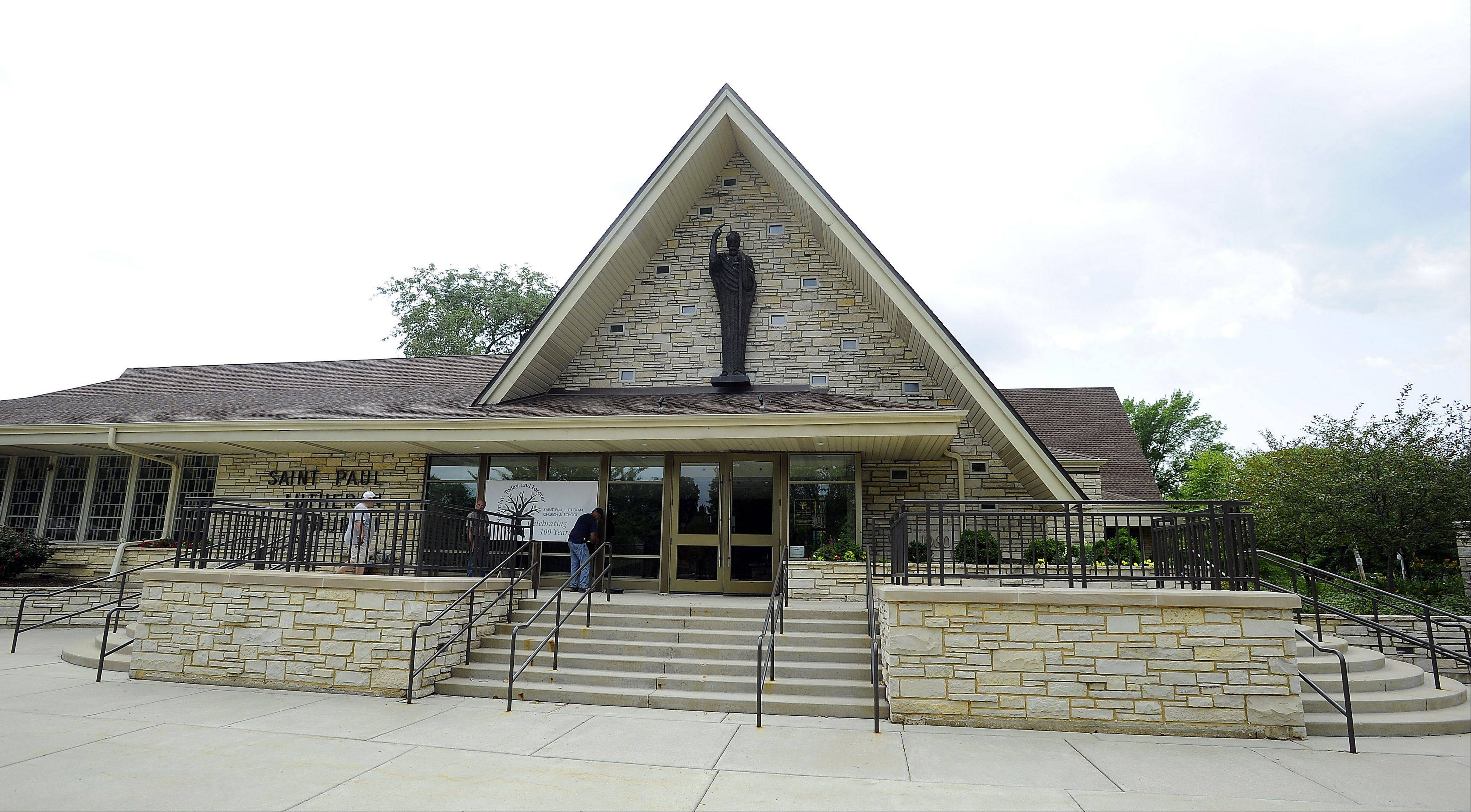 St. Paul Lutheran Church in Mount Prospect celebrates its 100th anniversary.