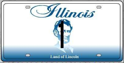 Gov. Pat Quinn is considering a plan to sell the coveted No. 1 Illinois license plate to the highest bidder.