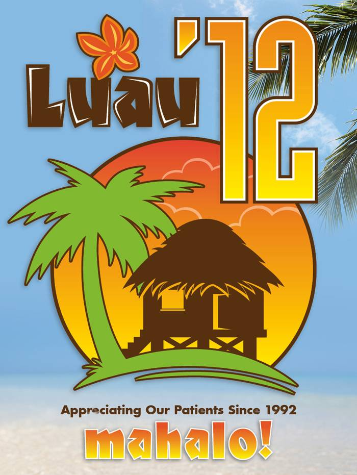 Chiro One Wellness Centers thanks patients with Luau Themed Patient Appreciation Day