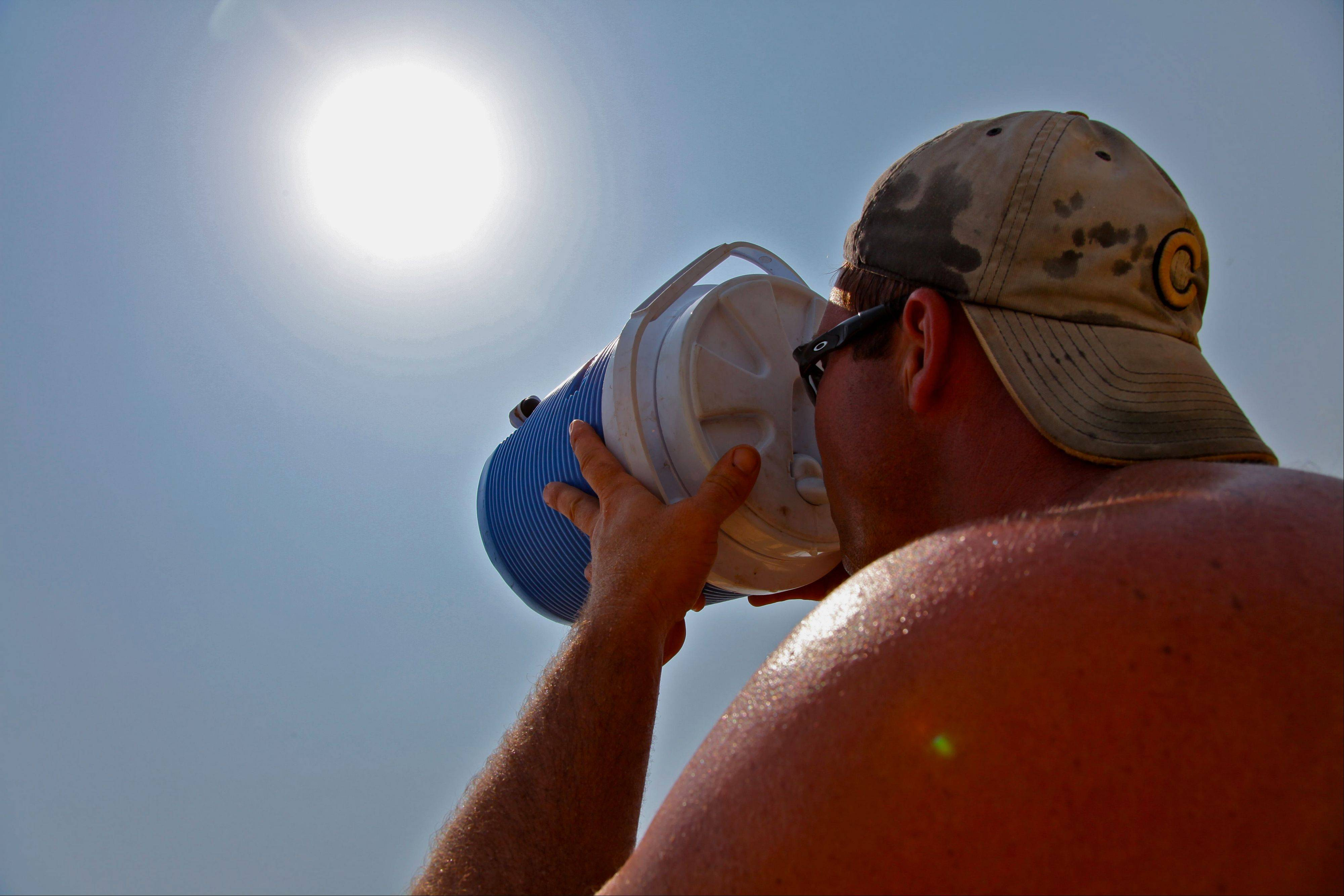 Poll Vault: Is this heat wave a result of global warming?