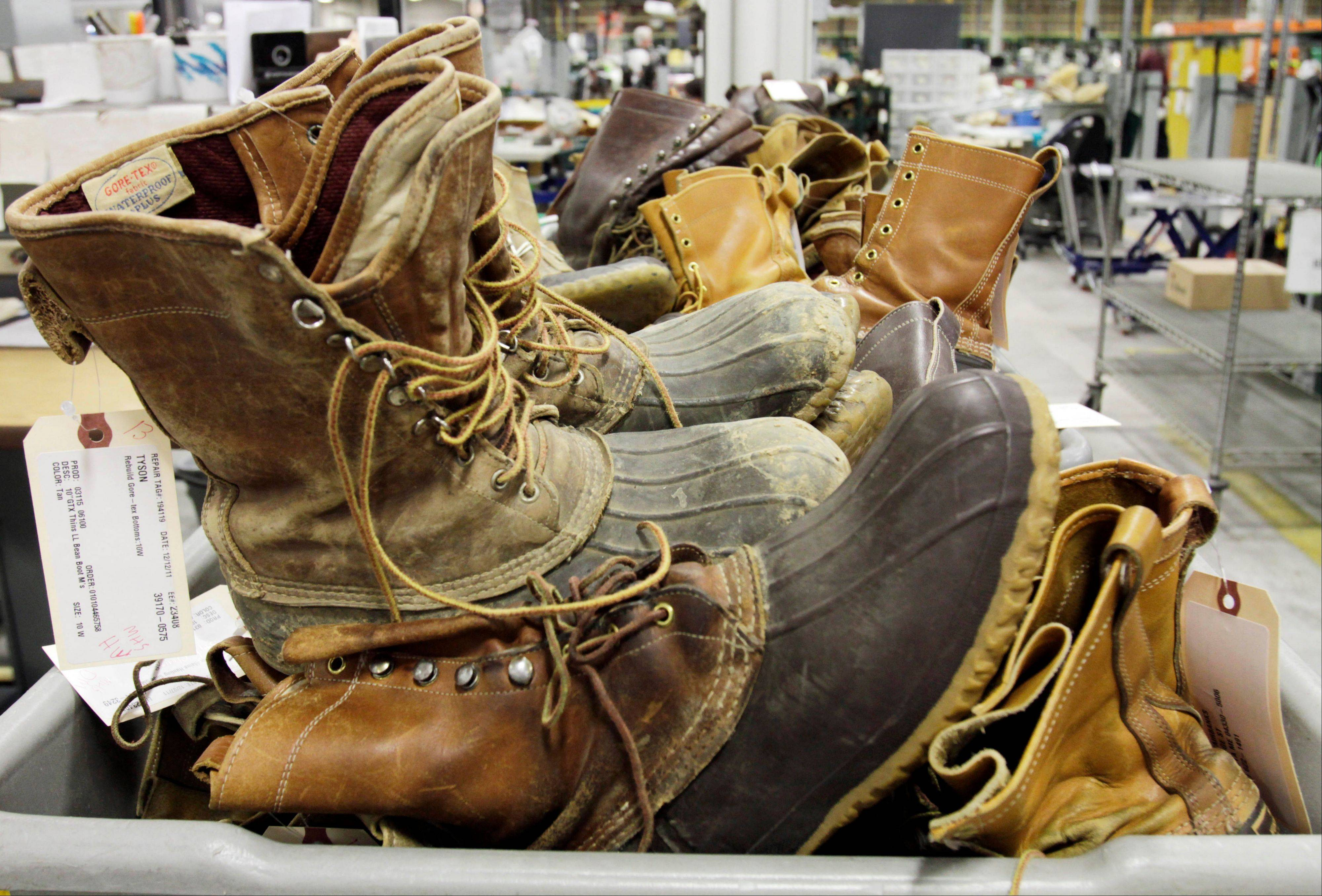 Famed outfitter L.L. Bean is celebrating its 100th anniversary this year.