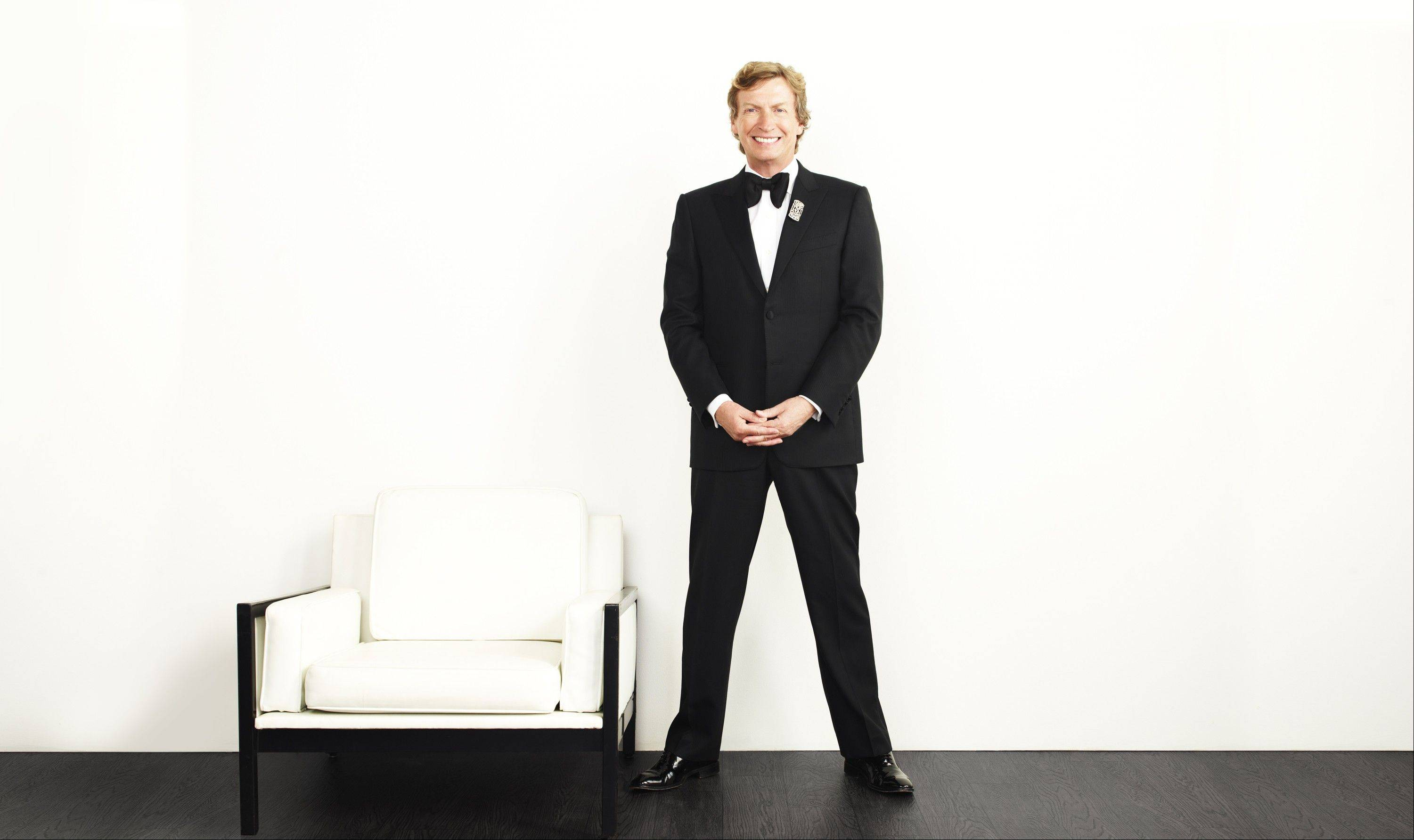 "Nigel Lythgoe produces and stars in ""Opening Act,"" premiering Monday, July 9, on E! Entertainment Television."