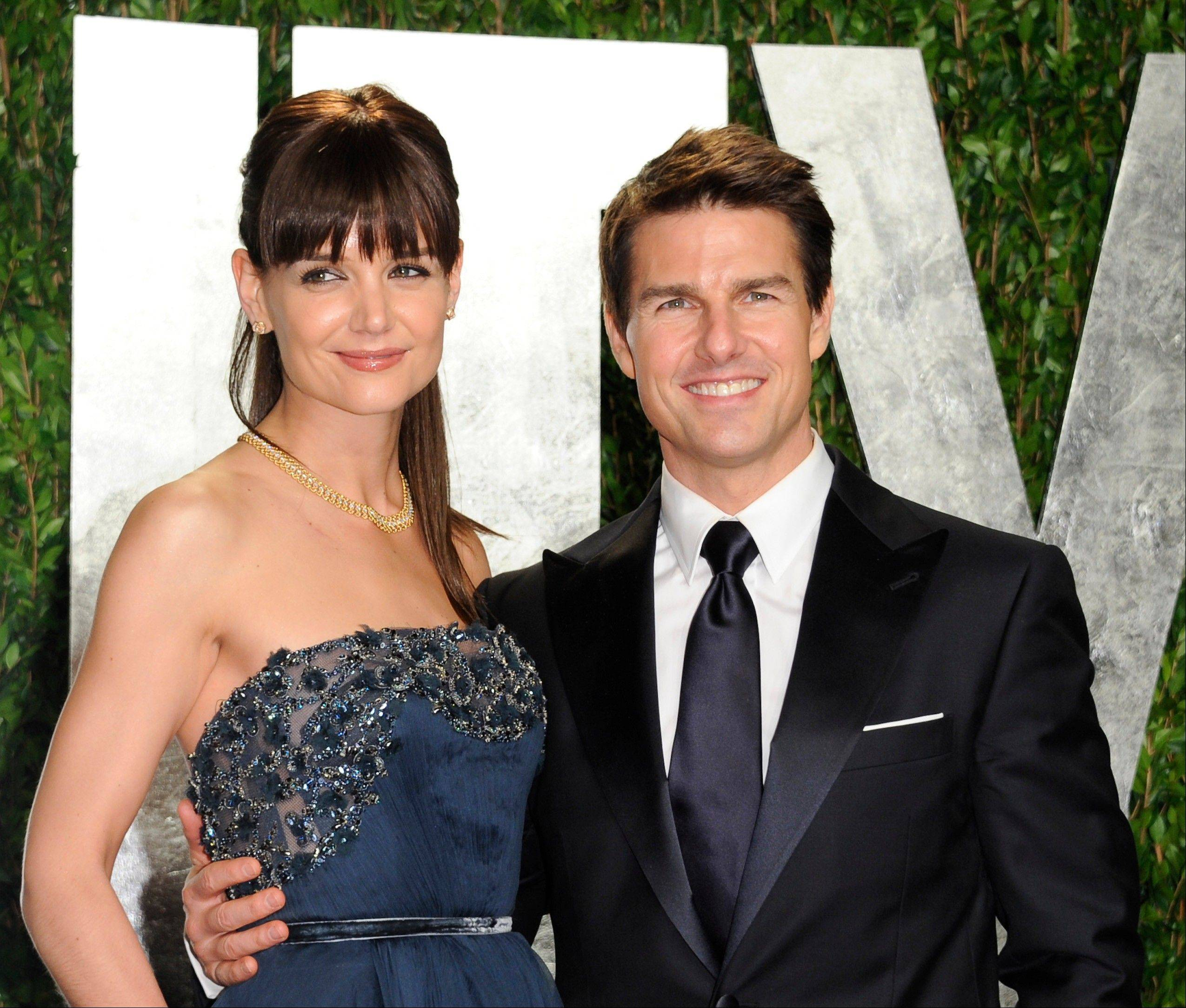 A settlement has been reached in the divorce of actors Katie Holmes and Tom Cruise.