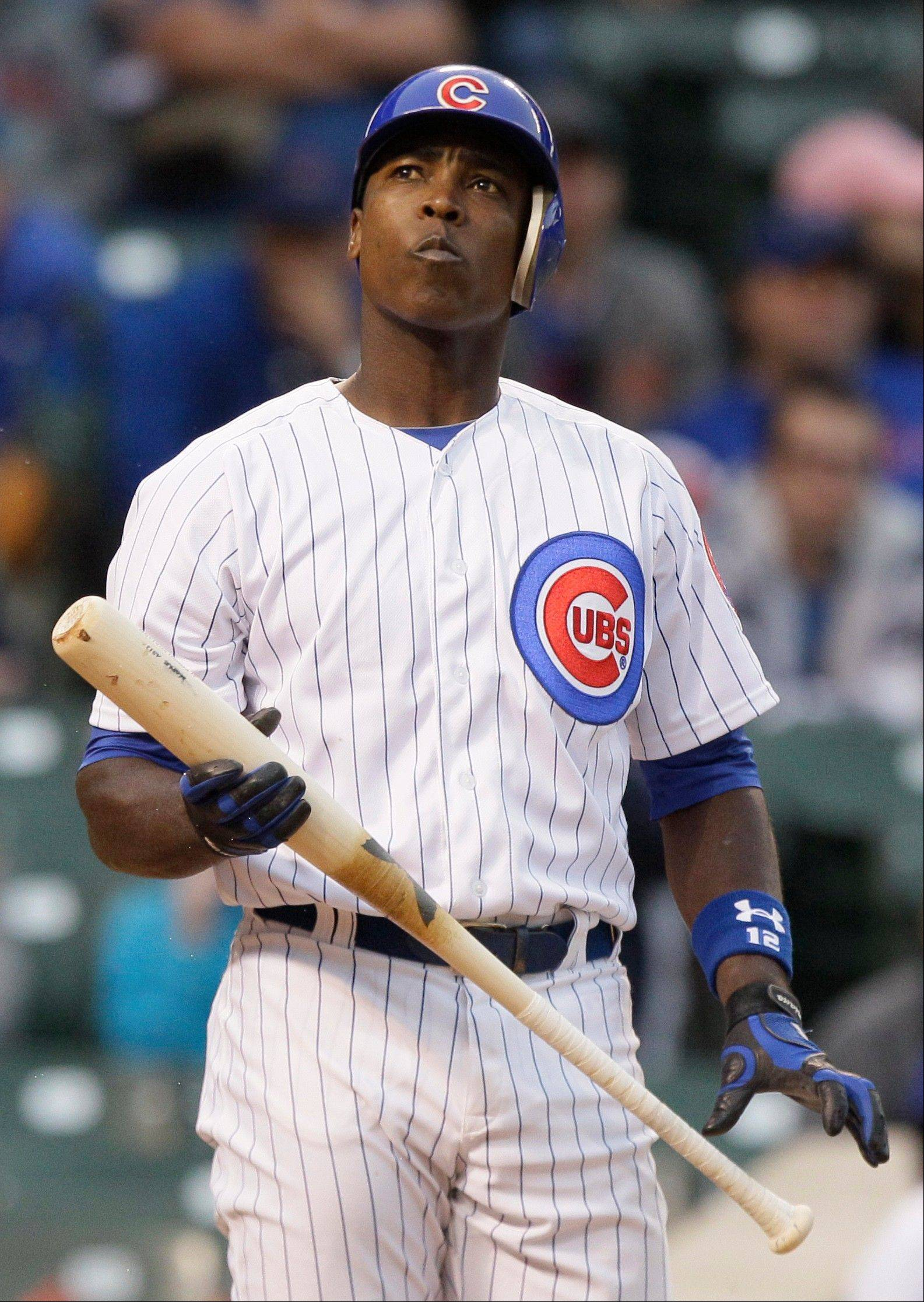 Cubs manager Dale Sveum was touting Alfonso Soriano for the all-star game earlier this month. Despite more than 100 chances, Soriano has not made an error this season, which is tops among NL left fielders.