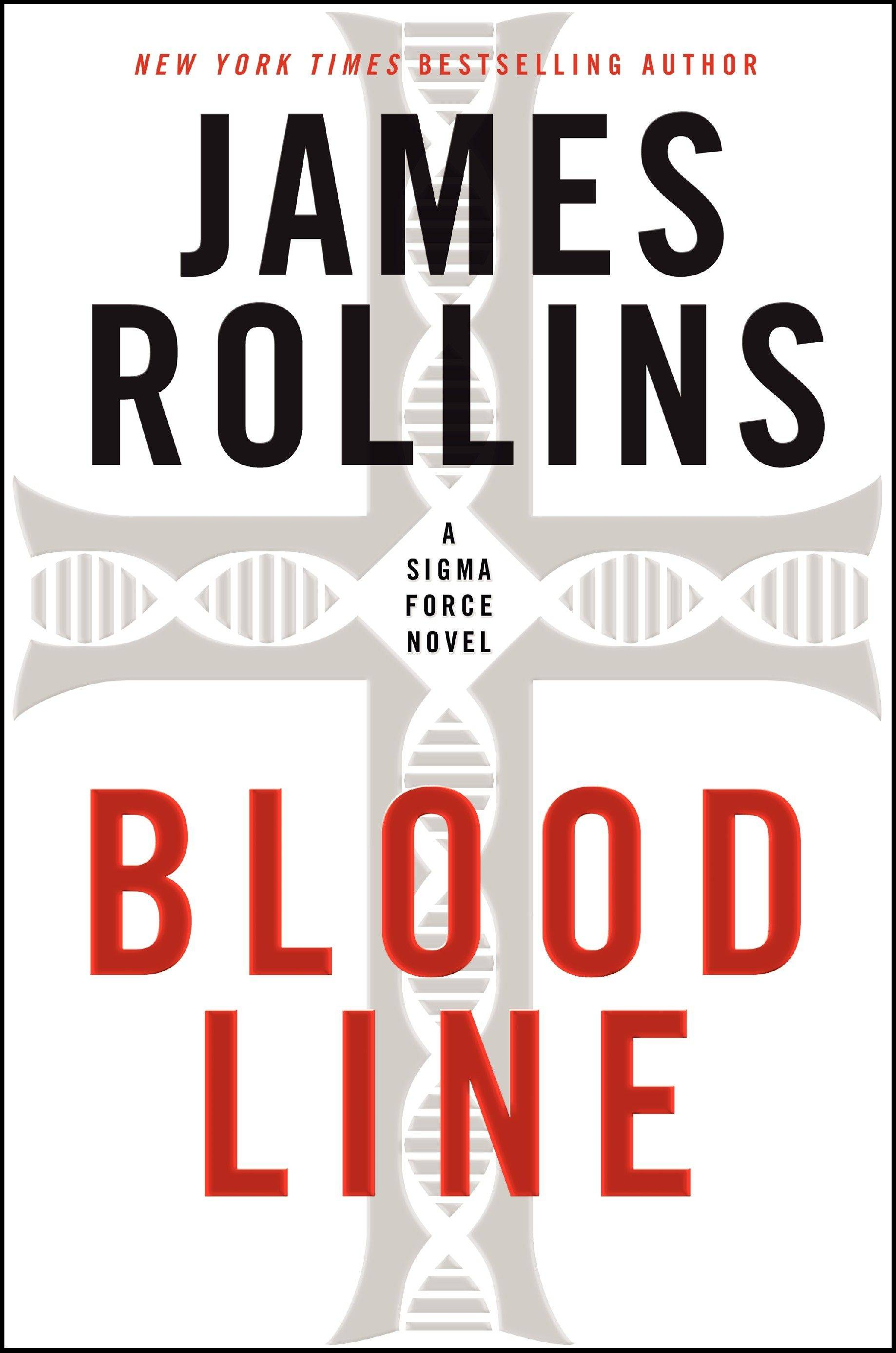 """Bloodline"" by James Rollins"