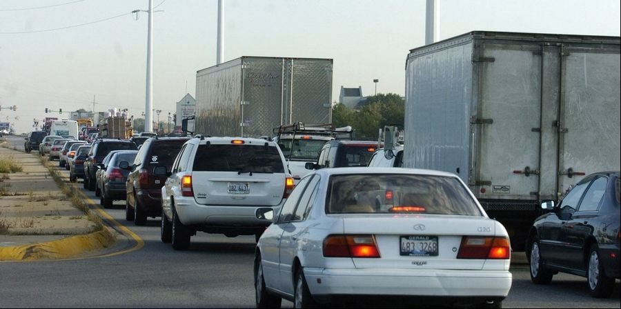 The state will help pay for additional lanes on Route 59 in Naperville.