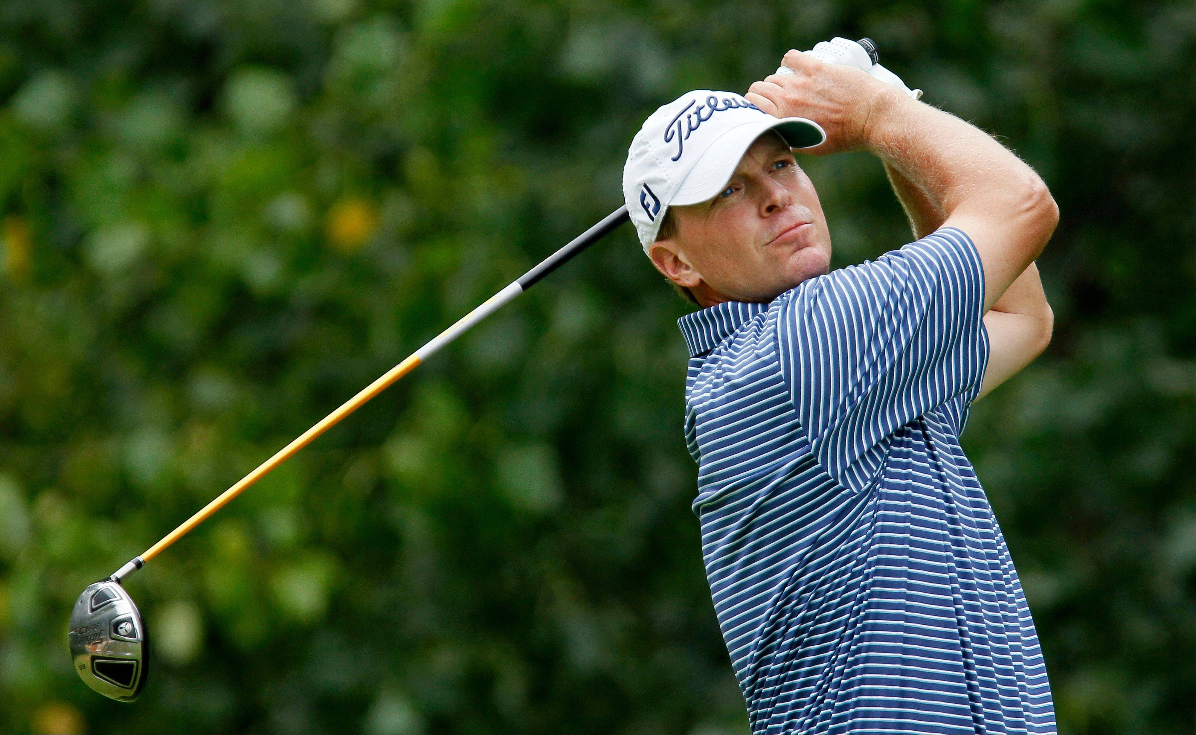 PGA Tour veteran Steve Stricker, a two-time USA Ryder Cup player, will be trying to win his fourth straight John Deere Classic championship this week at TPC Deere Run in Silvis, Ill.