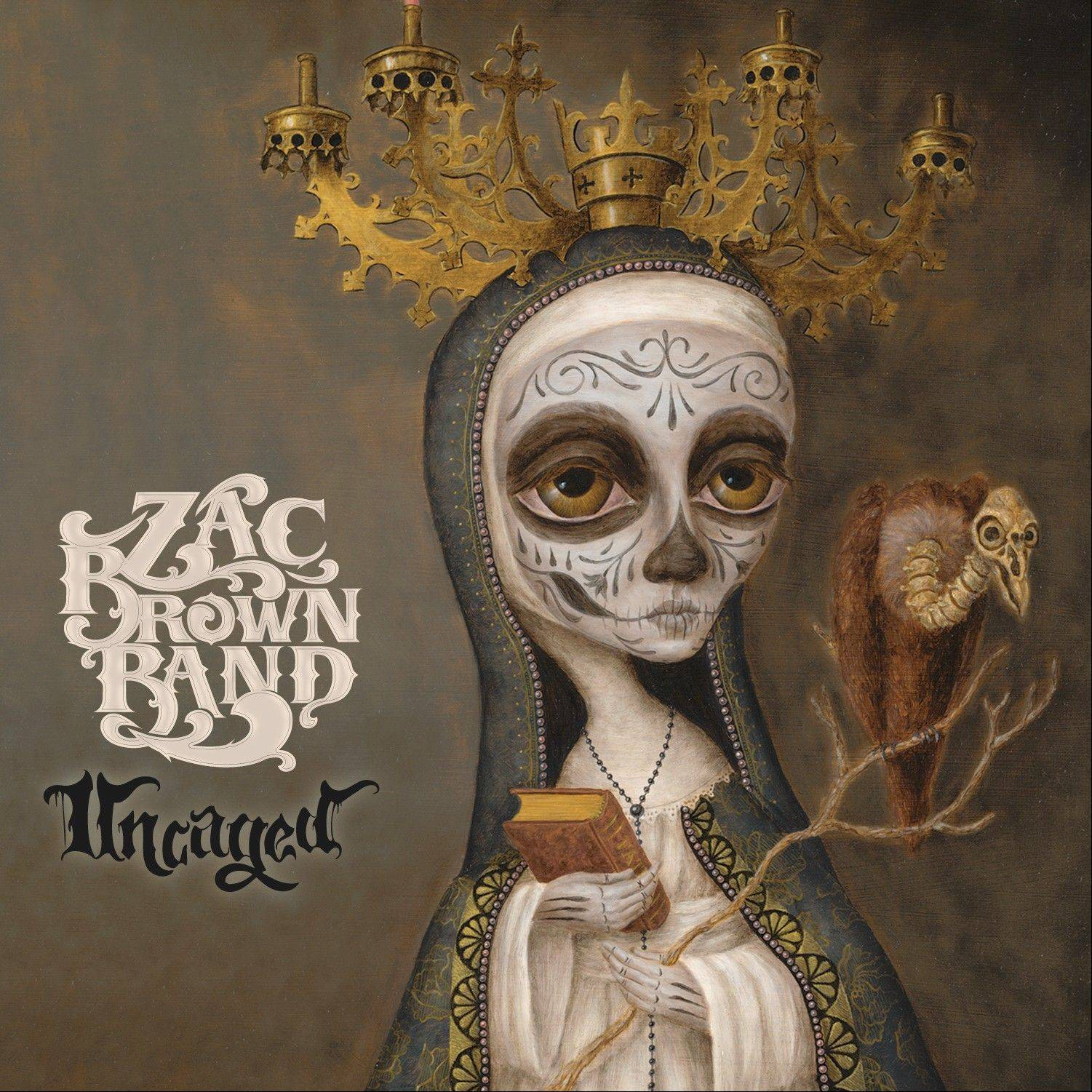 "Zac Brown Band's ""Uncaged"""