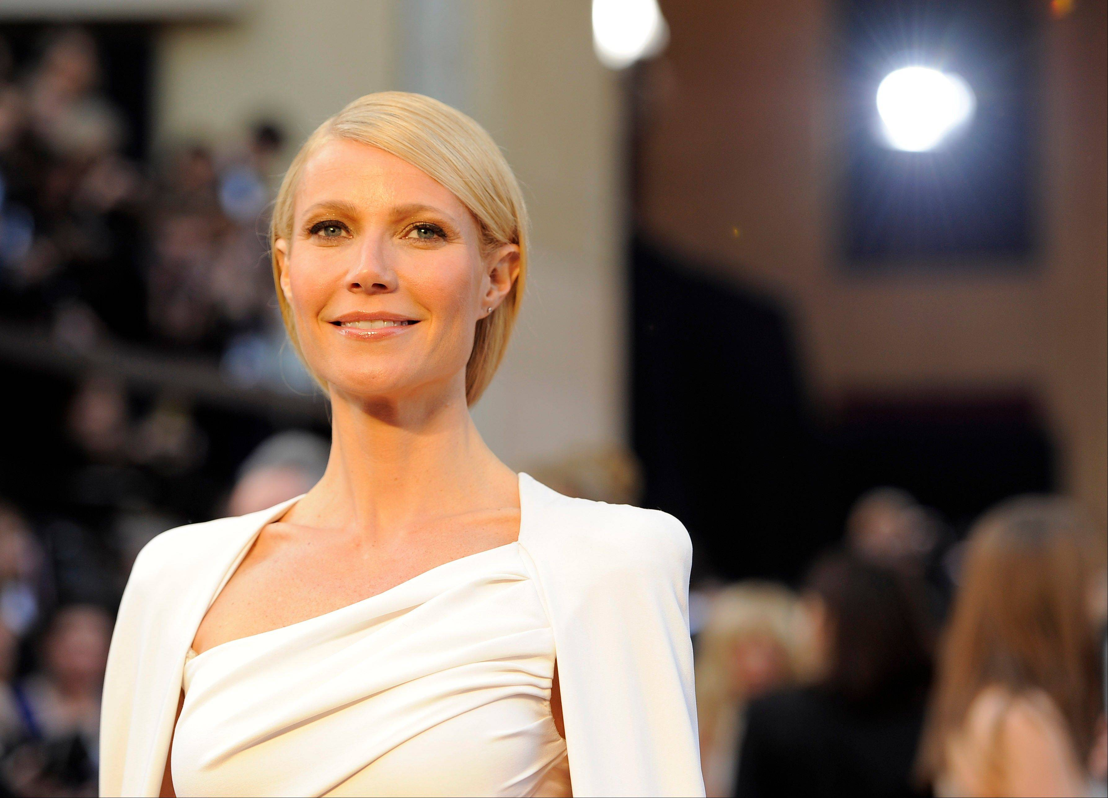 Actress Gwyneth Paltrow will serve as the executive producer for the live, Stand Up to Cancer telethon on Sept. 7, 2012, to raise money and awareness to fight the disease.