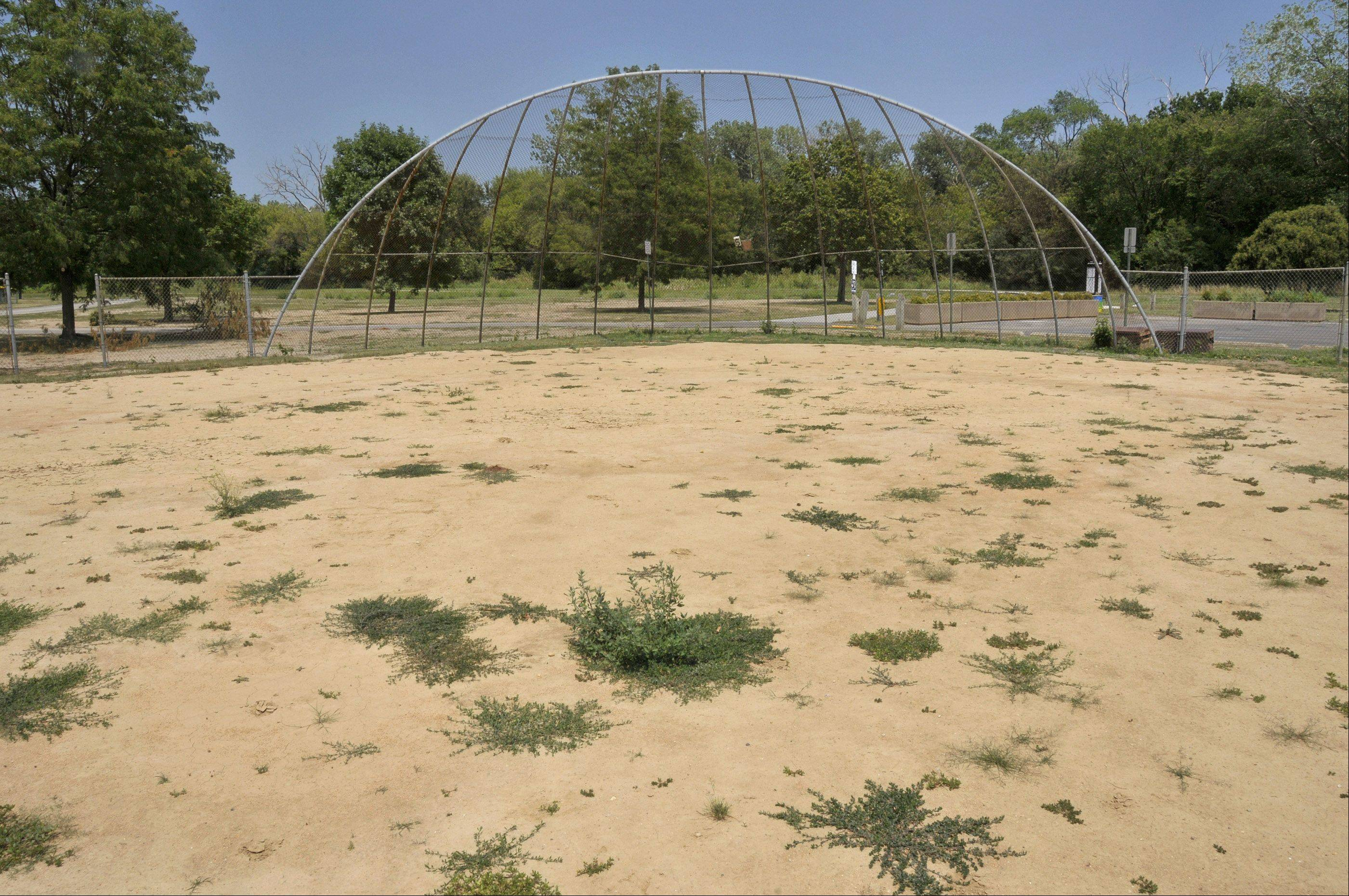 All ball fields at Community Park in Addison are in line for upgrades as part of a $1.7 million park district master plan that will reduce flooding, add new amenities and transform one field to be used for multiple sports.