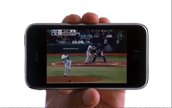 A startup company can continue to send live TV programming to iPhones and other mobile devices.
