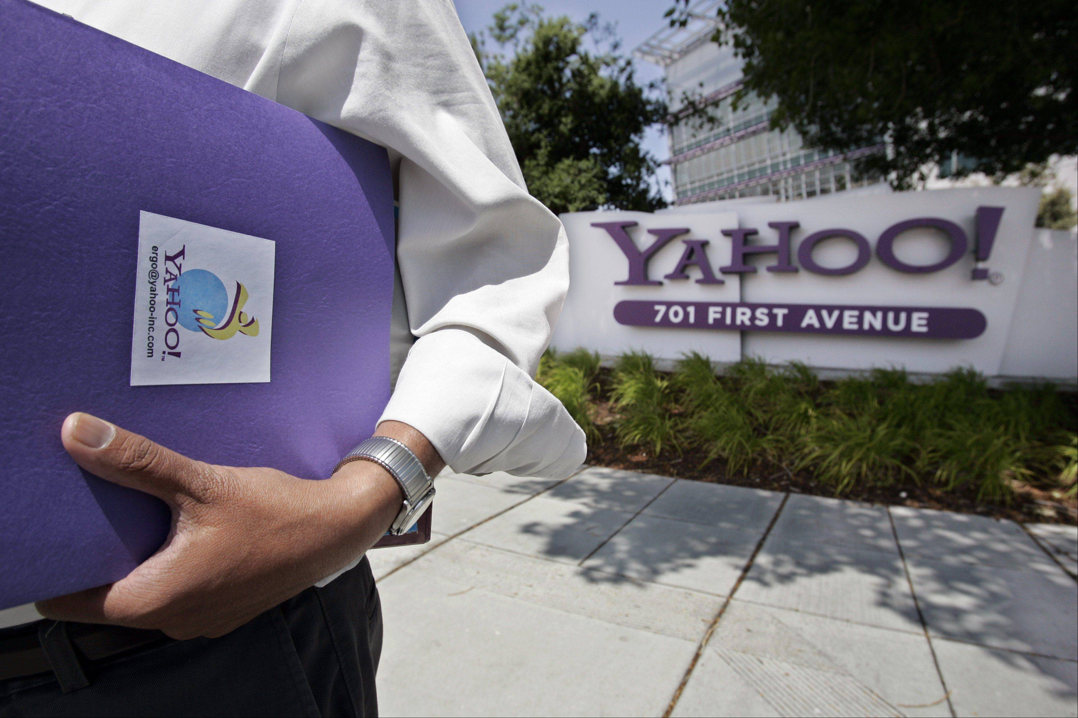 Yahoo Inc. says it's investigating reports of a security breach that has purportedly exposed nearly half a million users' email addresses and passwords.