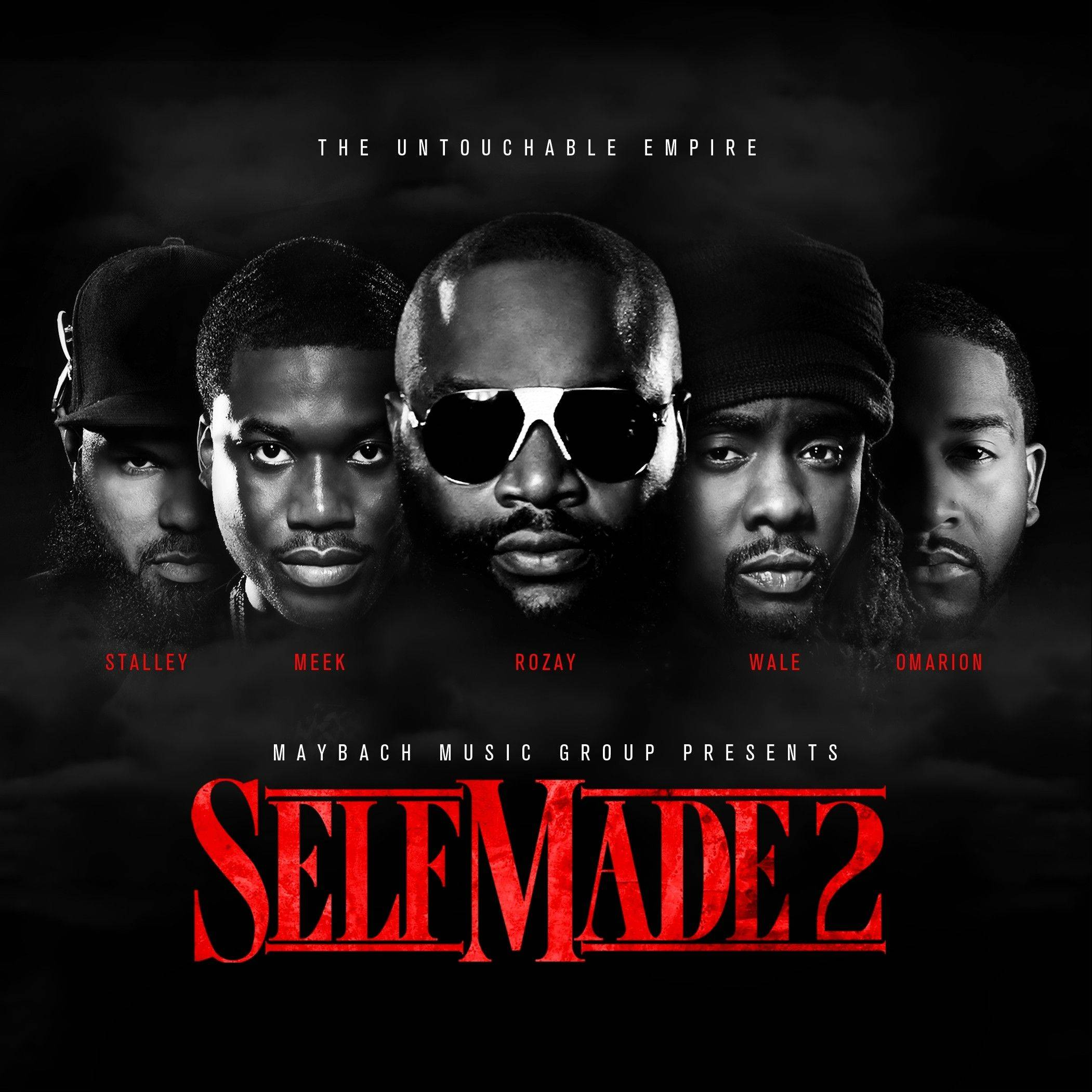 "Maybach Music Group's ""Self Made Vo. 2"""
