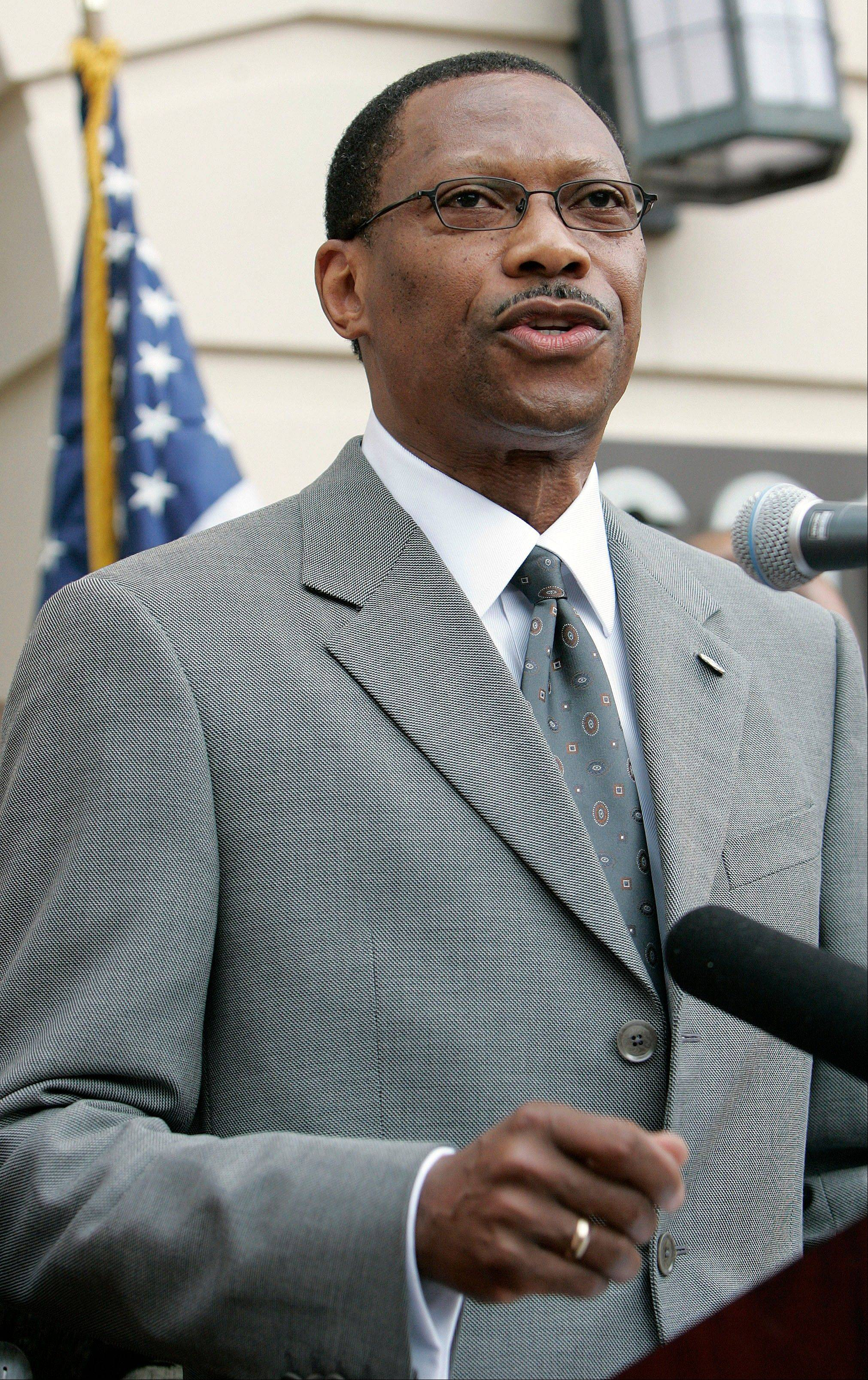 James Ammons, President of Florida A & M University, resigned Wednesday, July 11, 2012, the same day parents of a drum major who died after being hazed added the university to a wrongful-death lawsuit. Robert Champion died in November 2011, after being beaten by fellow band members during a hazing ritual in Orlando.