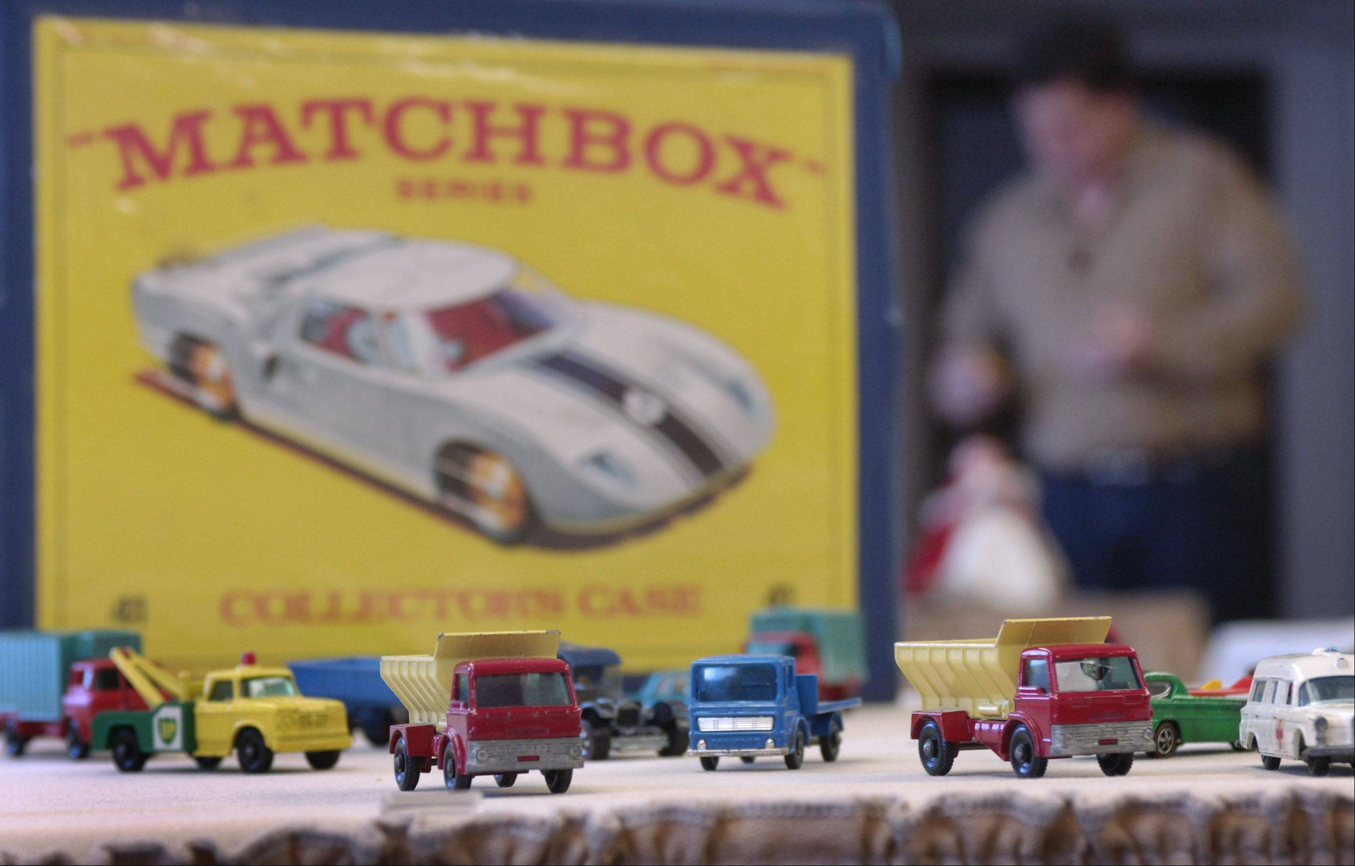 How many Matchbox cars did you have as a child? Do you know how much they might be worth today?