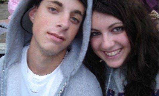 Buffalo Grove native Chelsea Laliberte posed with her brother, Alex, who died of a heroin overdose in 2008. She started Live4Lali a month after his death to raise awareness about substance abuse in the community.