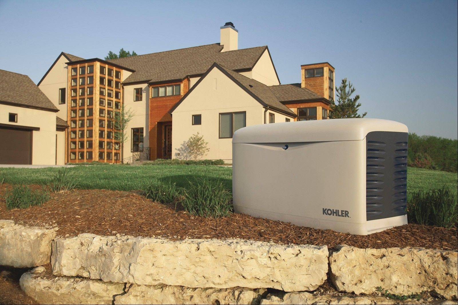 A standby generator is a backup electrical power system installed directly to a home. It needs to be professionally installed by licensed contractors.