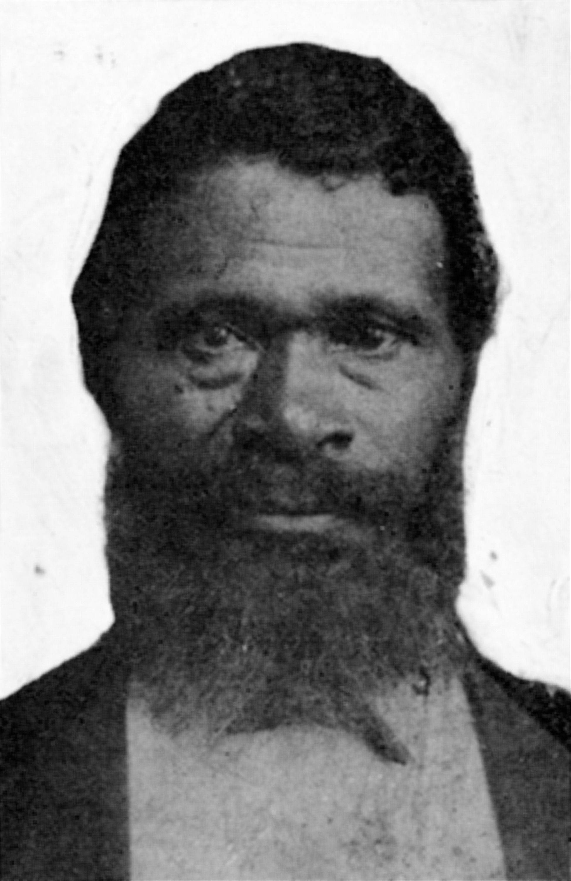 Jordon Anderson, above, was a former slave who was freed from a Tennessee plantation by Union troops in 1864 and spent his remaining 40 years in Ohio. He lived quietly and likely would have been forgotten if not for a remarkable letter to his former master published in a Cincinnati newspaper shortly after the Civil War.