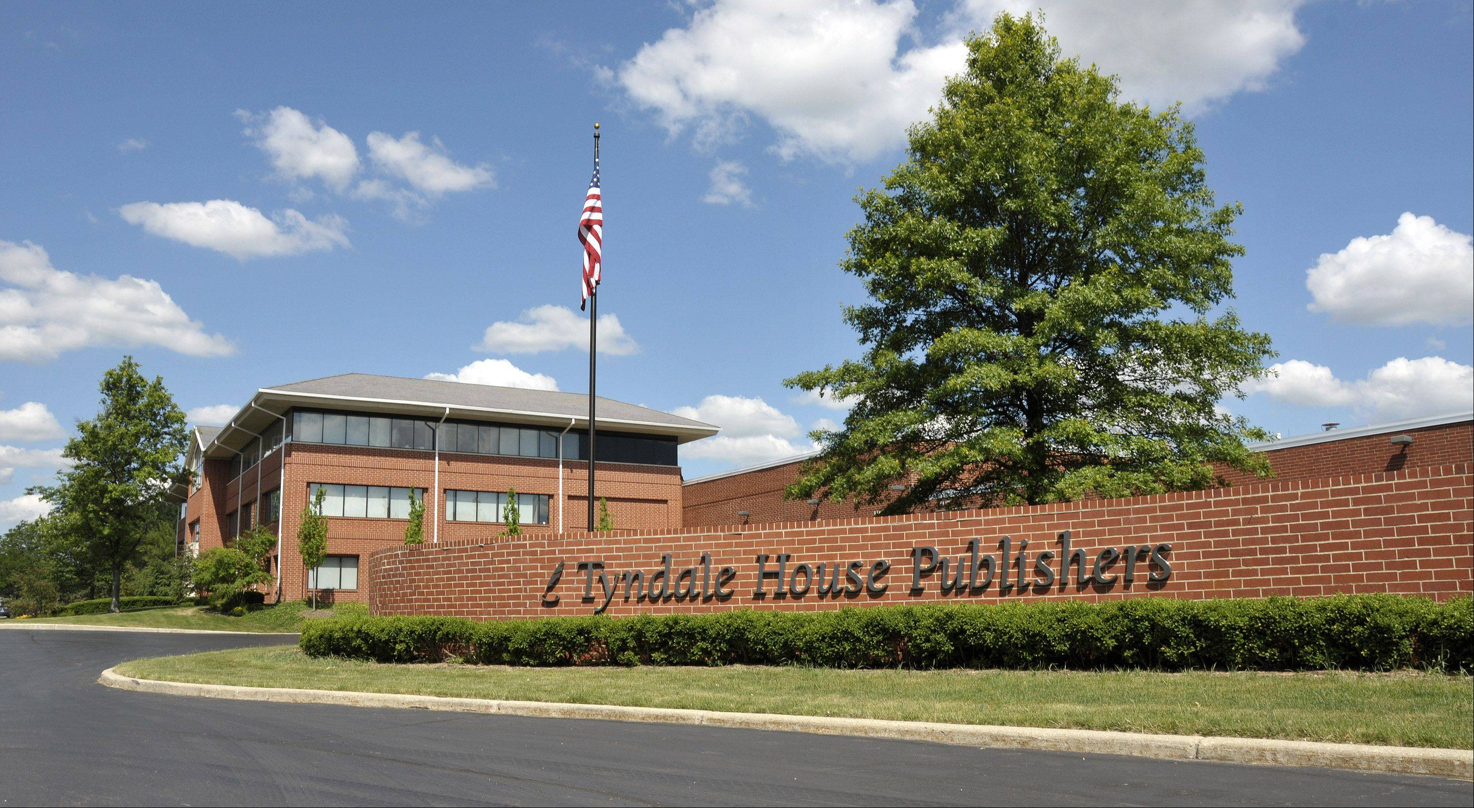 Started 50 years ago in the living room of Ken and Margaret Taylor, Tyndale House Publishers now is headquartered in Carol Stream and has 260 employees.