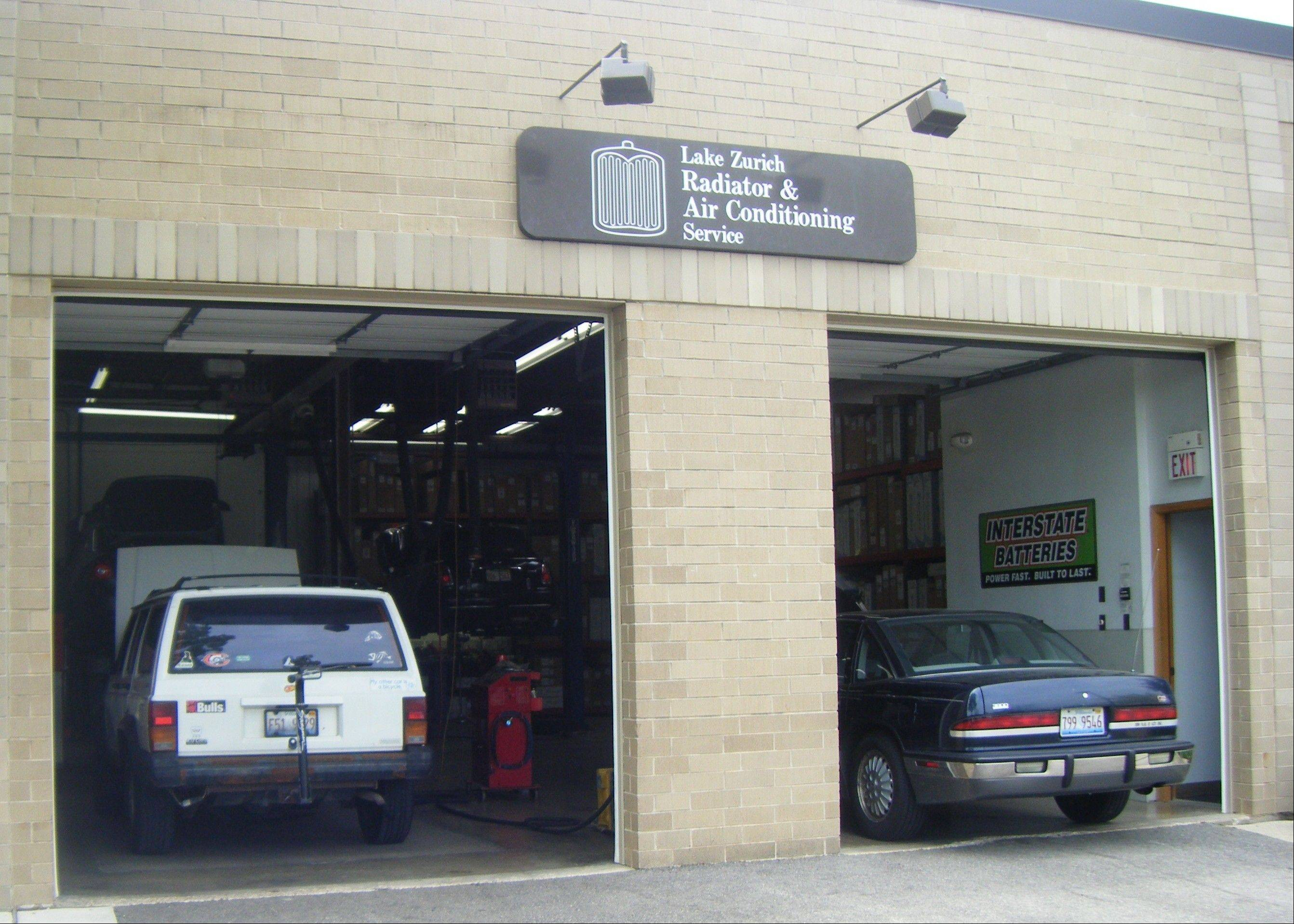 Lake Zurich Radiator & Air Conditioning Service Inc. has been in operation since 1996.