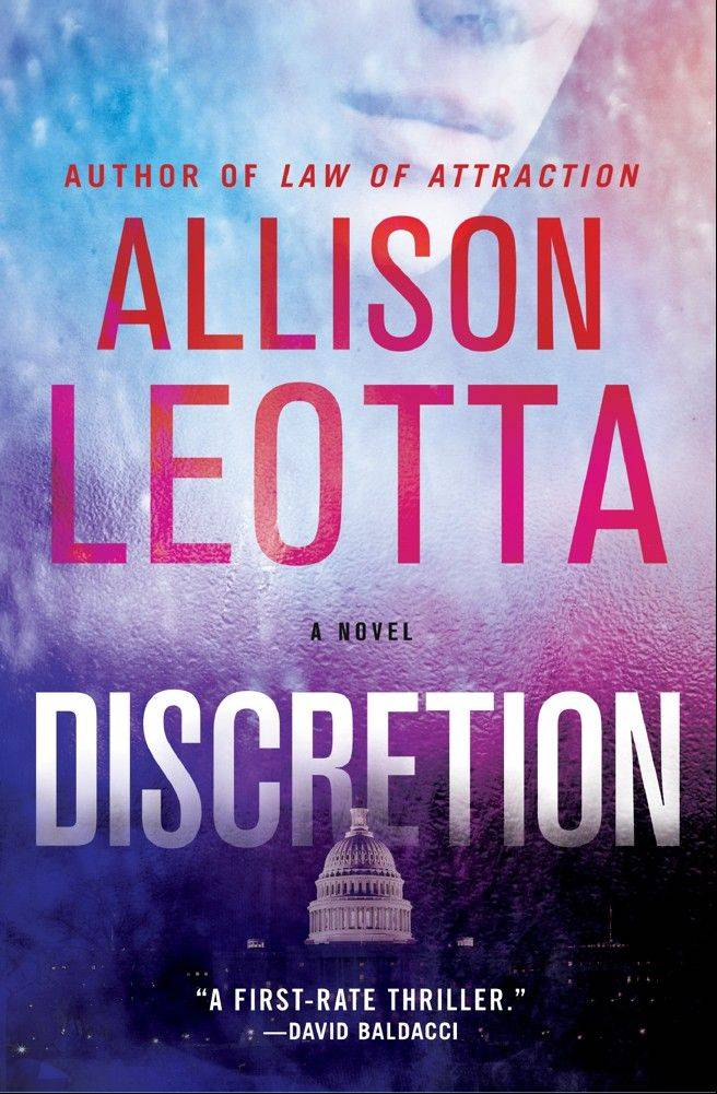 """Discretion"" by Allison Leotta"