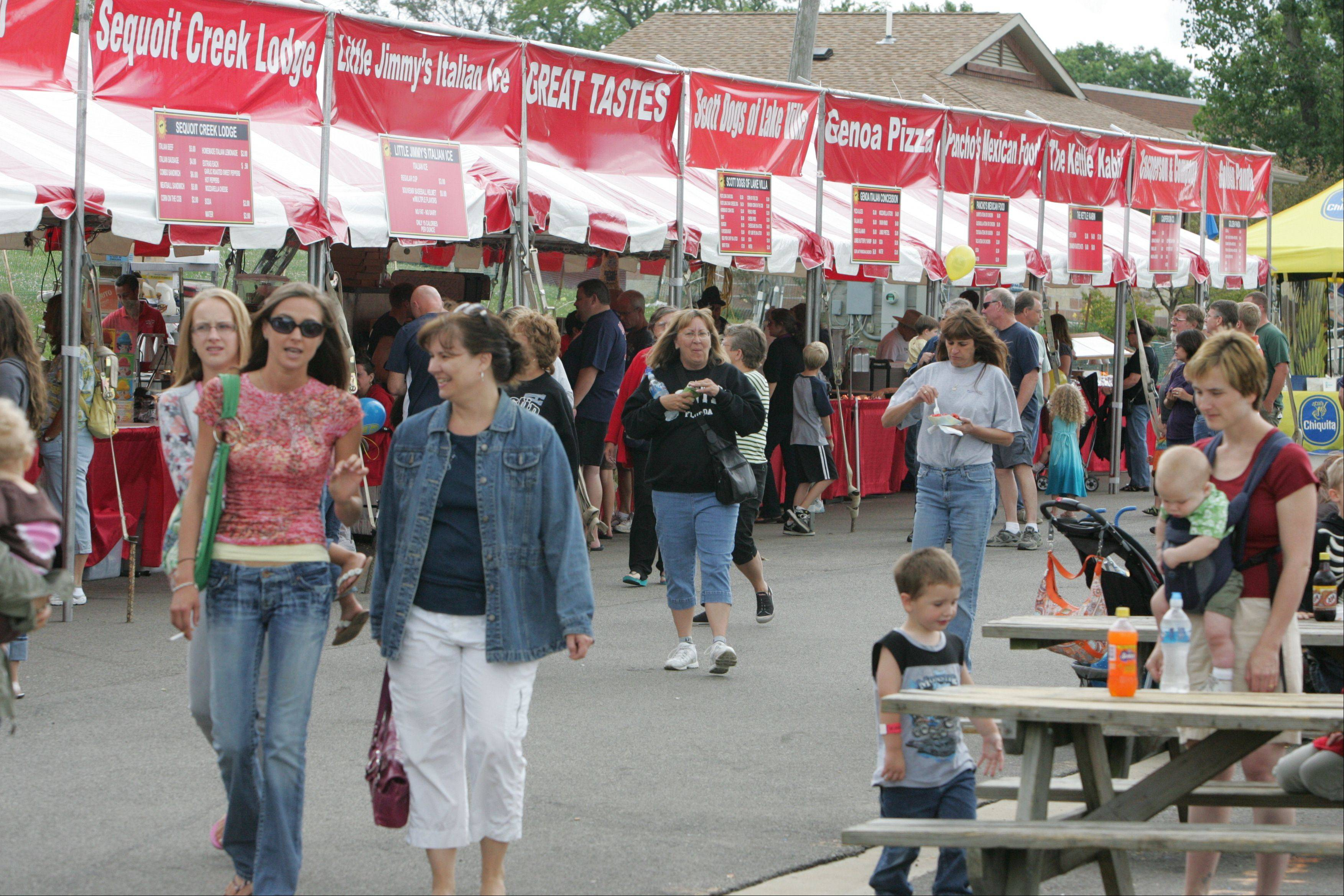 Antioch's Taste of Summer festival kicks off Thursday, July 19.
