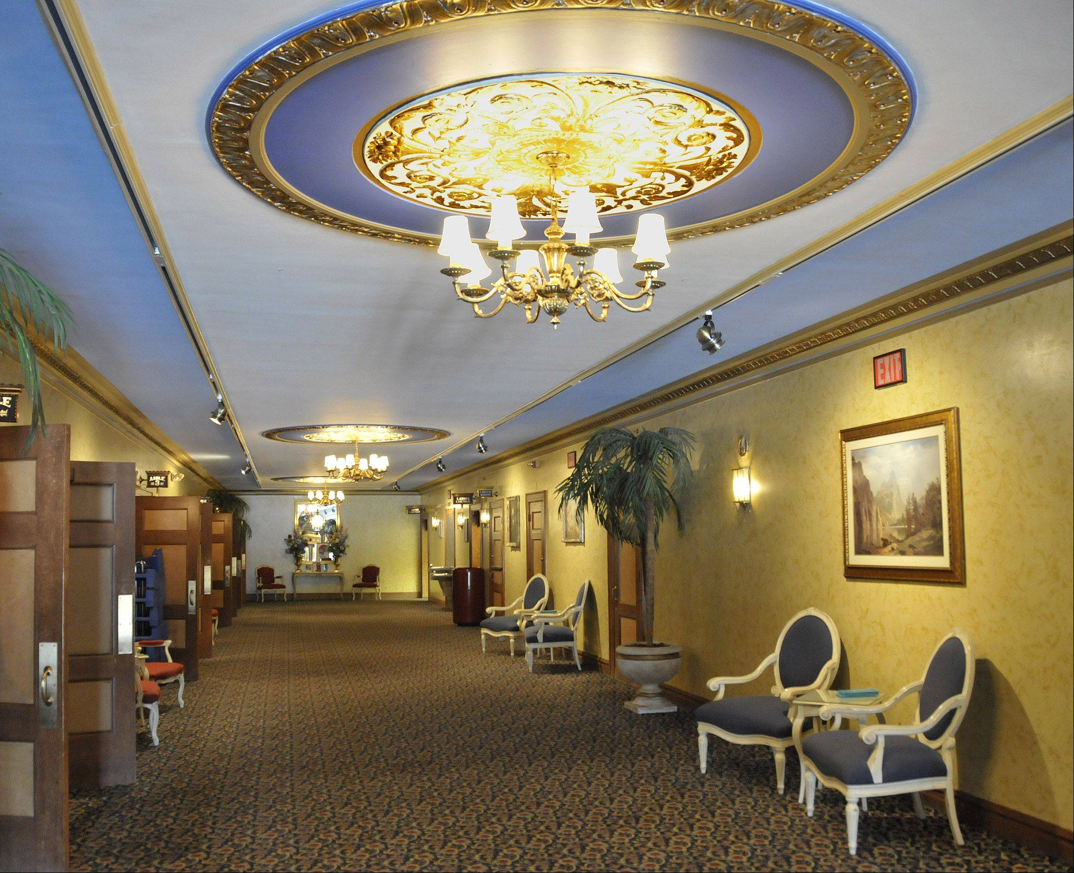 In the foyer, The Tivoli Theater in Downers Grove looks like an old-fashioned movie palace from the golden age of cinema, which it is. Behind the scenes, it is strictly state-of-the-art after finishing a conversion to digital movie projection.