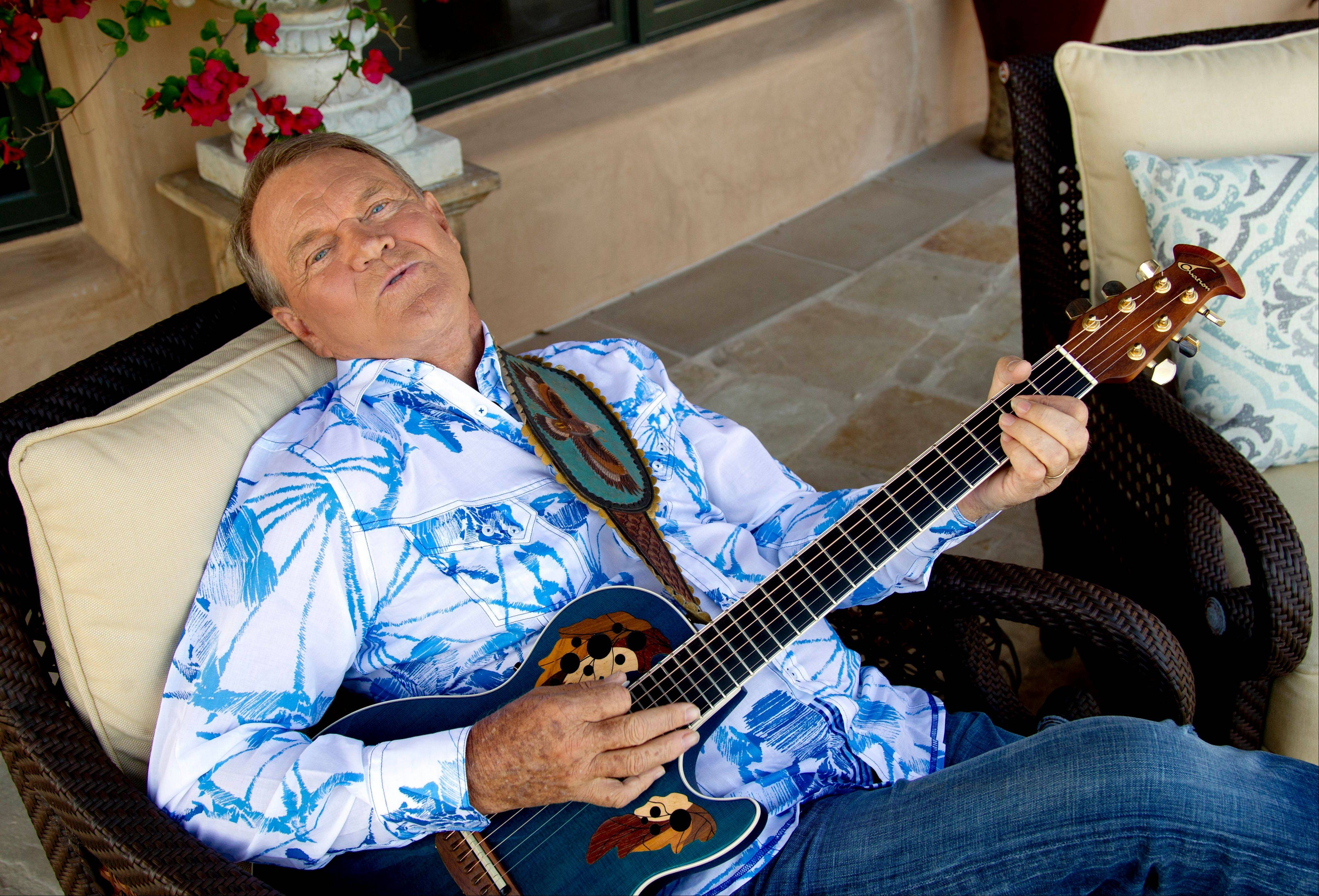 Musician Glen Campbell, who was diagnosed with Alzheimer's disease, is canceling his tour of Australia and New Zealand with Kenny Rogers next month for health reasons.