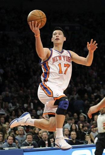 Jeremy Lin loves New York. He wanted to stay. Even so, it was more important to him to be on the court as a starting point guard, and he's convinced the Houston Rockets will put him there.