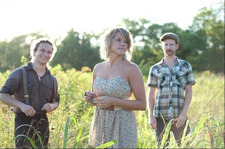 Three suburban natives -- Wojtek Krupka, left, Jacky Dustin and Tim Good -- formed The August in 2006. They moved to Nashville to be part of the country music scene but try to return to the area every few months to play.
