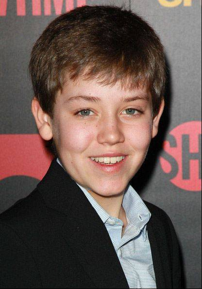 "Producers of ""Shameless"" said they thought Ethan Cutkosky, 12, of St. Charles, had the perfect face for the role of Carl, a mischievous member of a dysfunctional Chicago family on the Showtime television series."