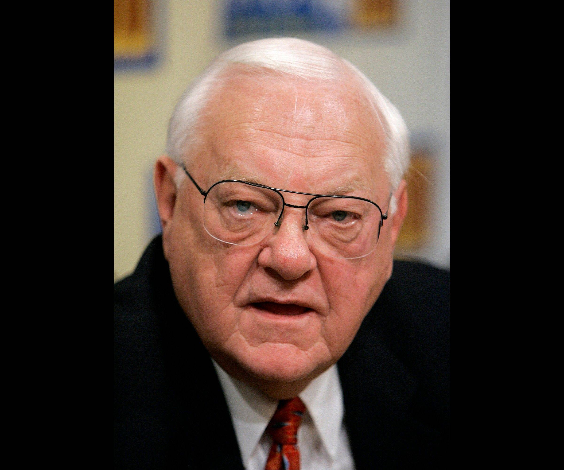 Lawyers for George Ryan before appeals court