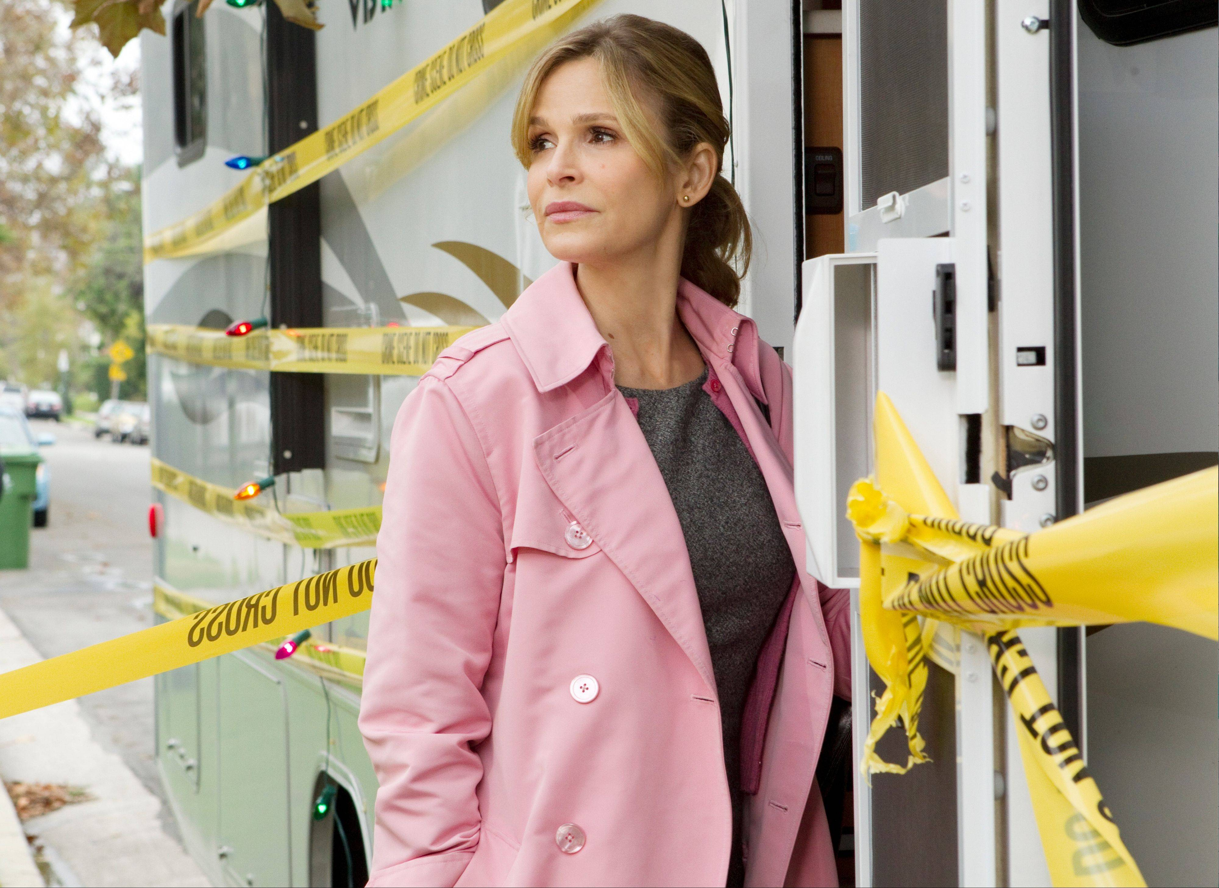 "Kyra Sedgwick portrays LAPD Deputy Chief Brenda Leigh Johnson in the TNT series, ""The Closer."""