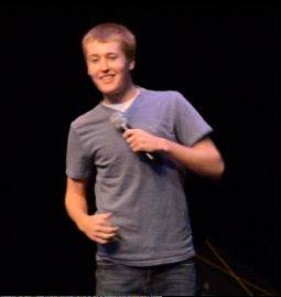 Suburban Chicago's Got Talent top 10 finalist AJ Lubecker is an 18-year-old comedian from Algonquin.
