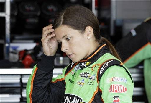 Chicagoland Speedway is about the closest thing Danica Patrick has to a home track in NASCAR. Although the 1.5-mile oval on the outskirts of Chicago's southwest suburbs didn't play a part in her early racing career — it didn't open until 2001 — it's only about 100 miles away from her hometown of Rockford.