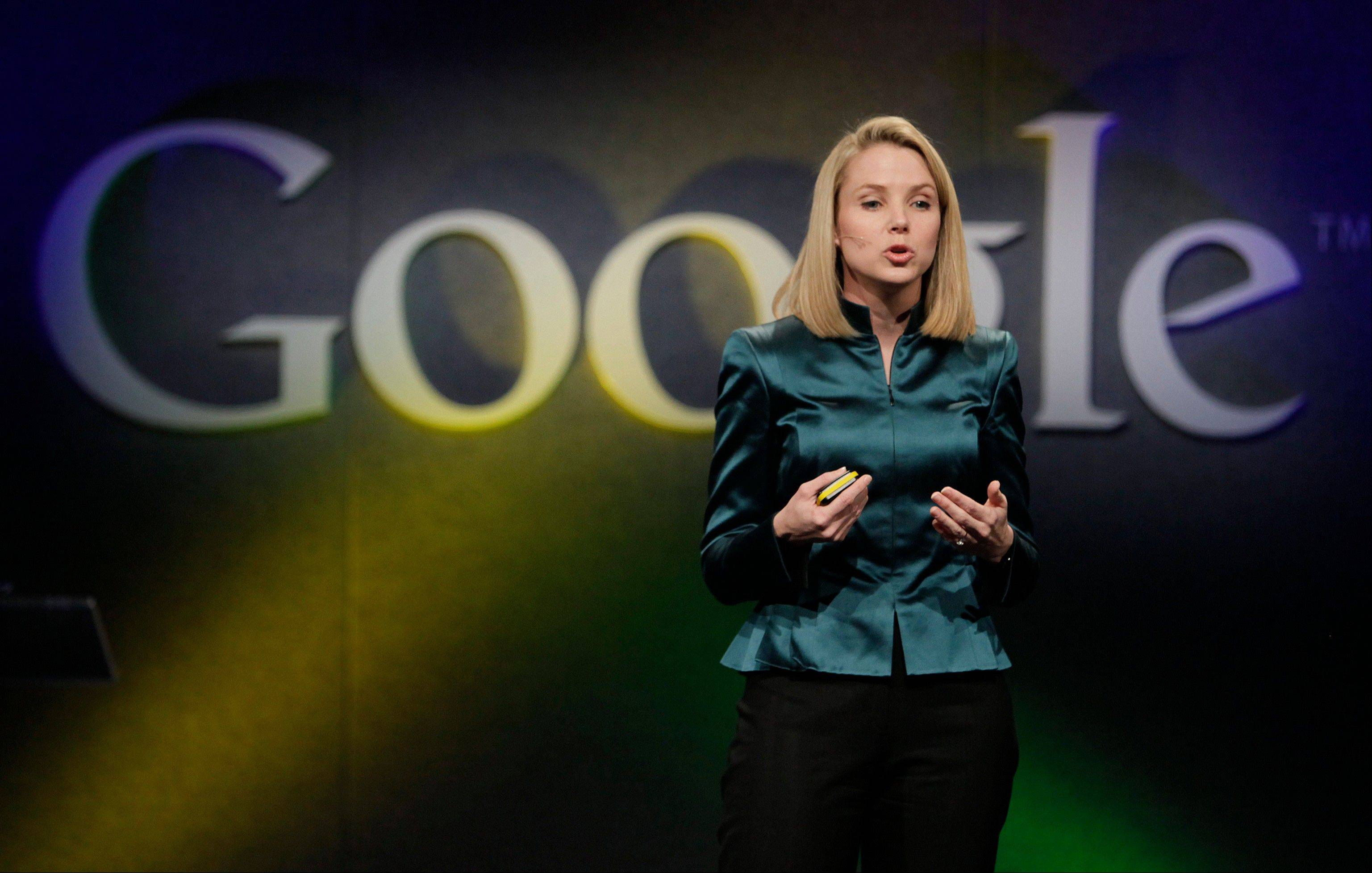 Marissa Mayer is Yahoo's next CEO, the fifth in five years.