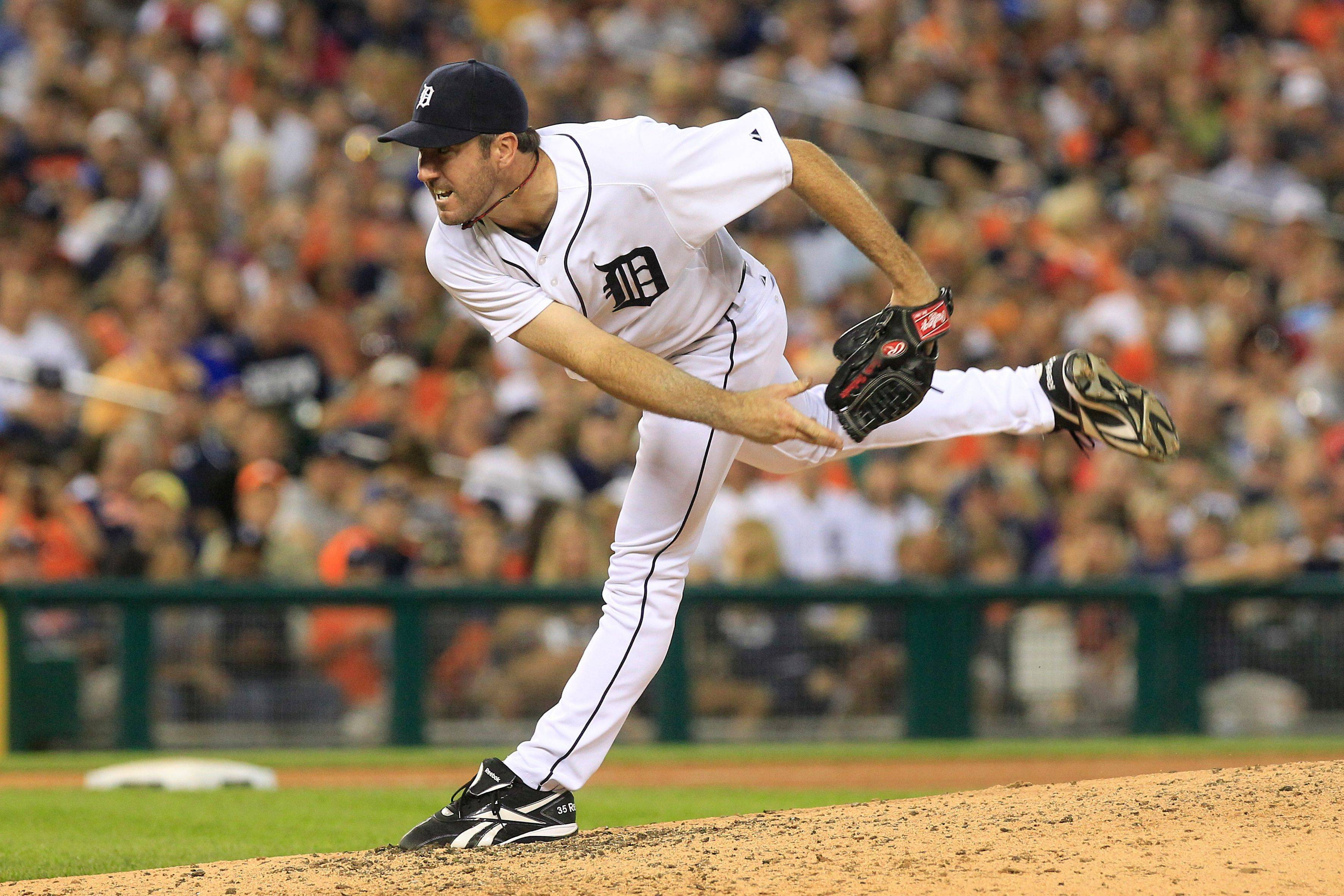 Tigers ace Justin Verlander paces himself so that he's at his very best in the later innings.