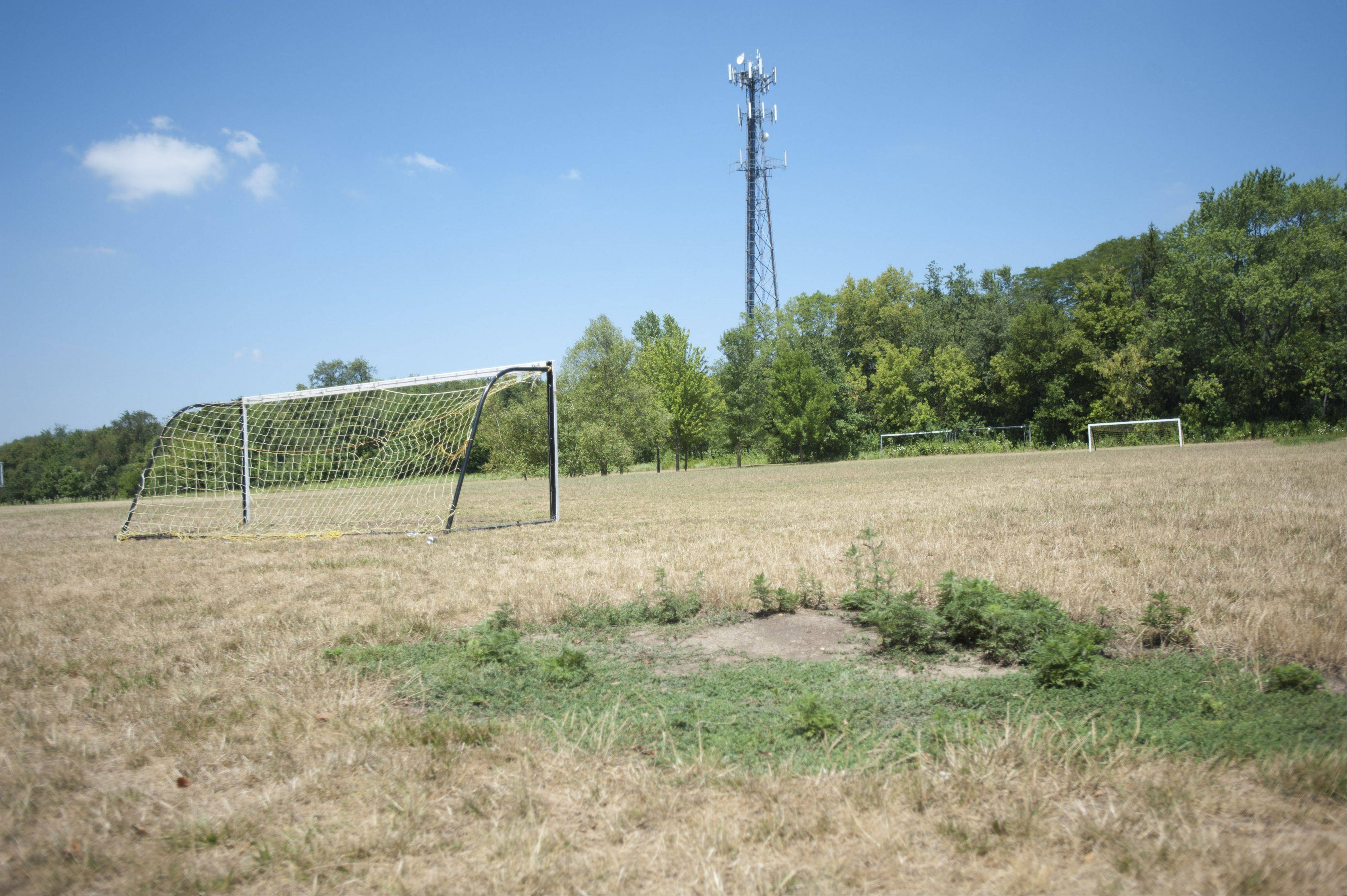 The last soccer games have been played at Meadow Glens Park in Naperville. The facility will be closed until the end of the year for a large-scale renovation.