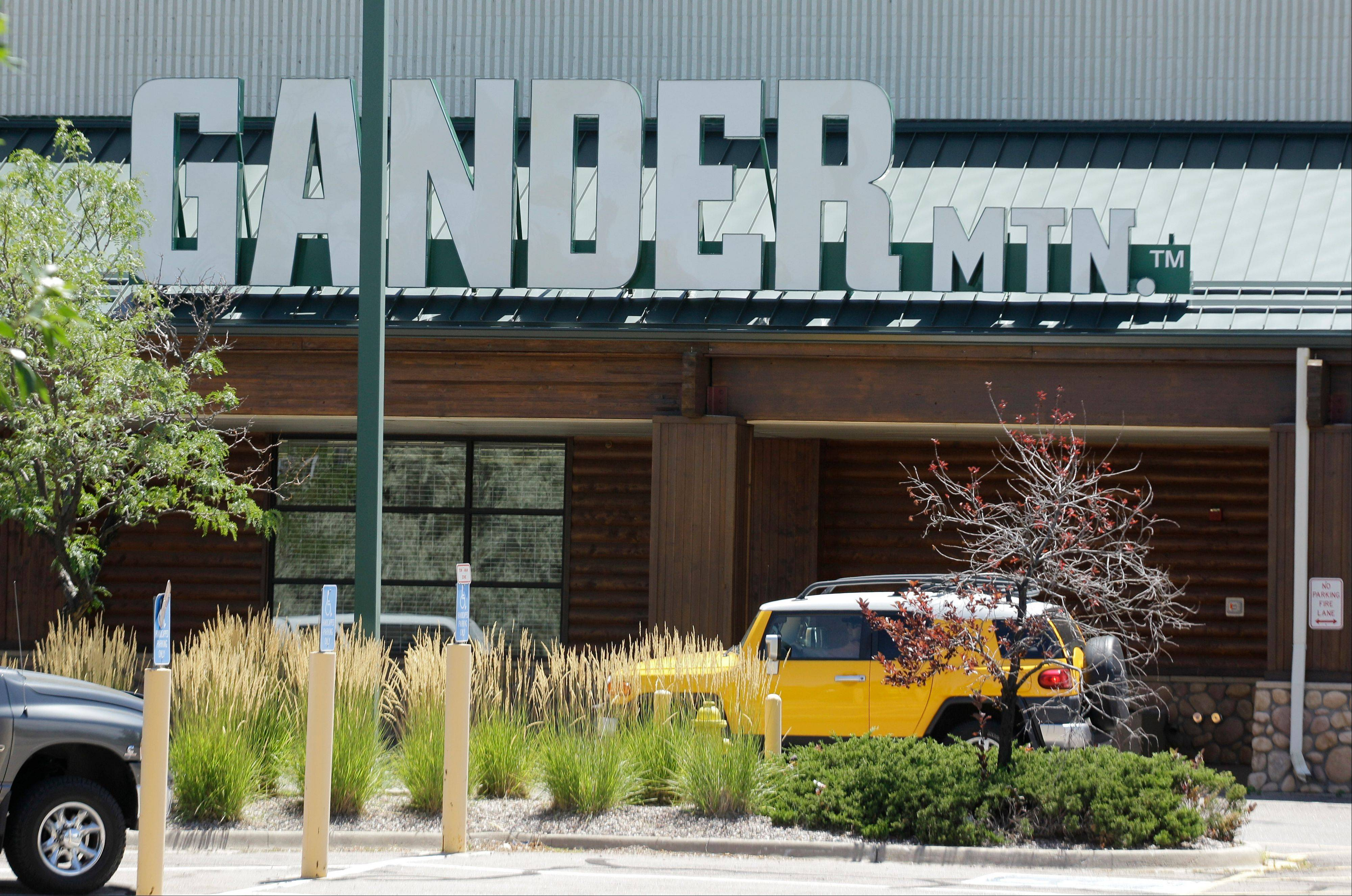 The Gander Mountain store in Aurora, Colo., is where the gunman in Friday�s movie theater shooting allegedly purchased one of his weapons.