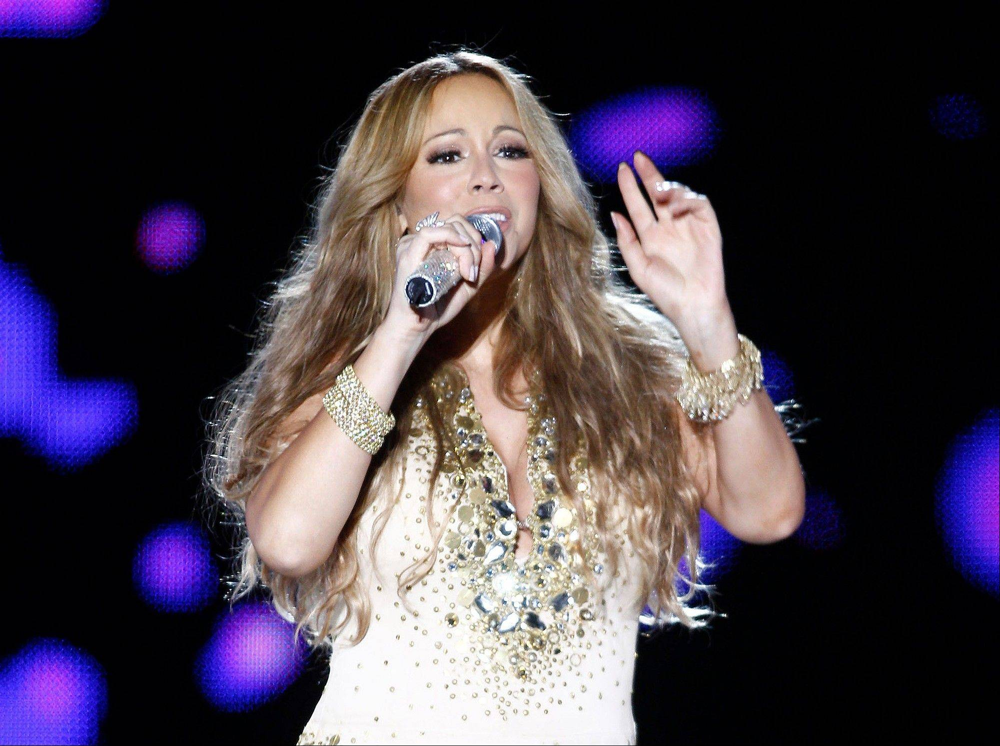 "Singer Mariah Carey will be joining the cast of ""American Idol."""