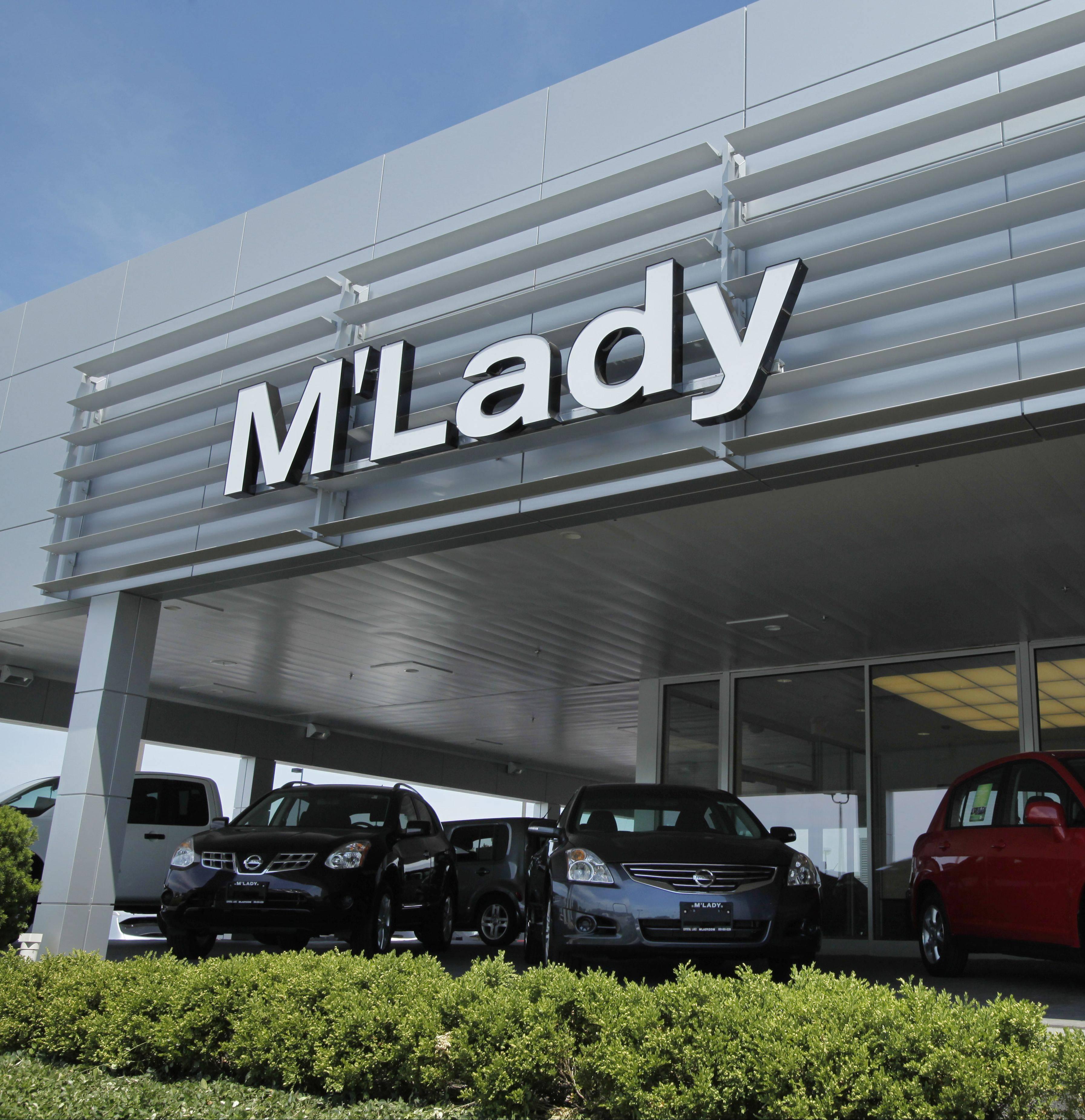 Mu0027Lady Nissan Dealership In Crystal Lake For Dealer Profile.
