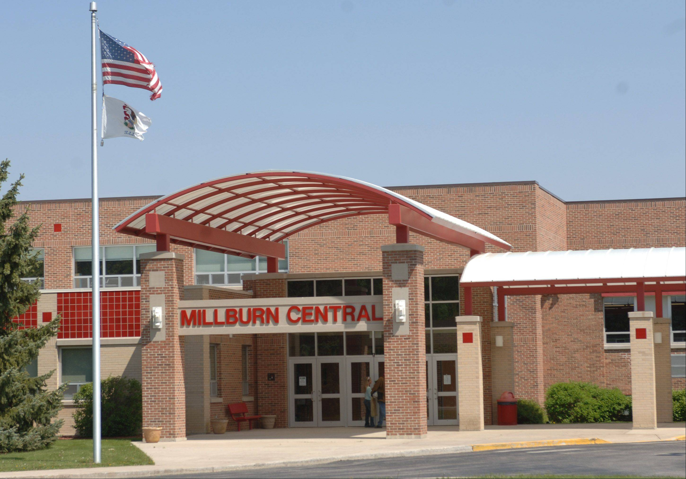 Daily Herald file, 2008Millburn Central School.