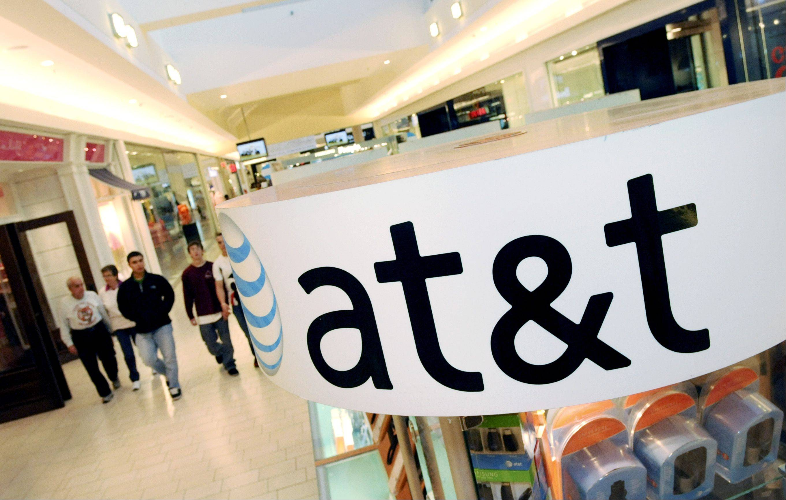 AT&T Inc. on Tuesday said it saw declining smartphone sales in the second quarter, leading to the best profitability ever in its wireless arm as it saved on phone subsidies.
