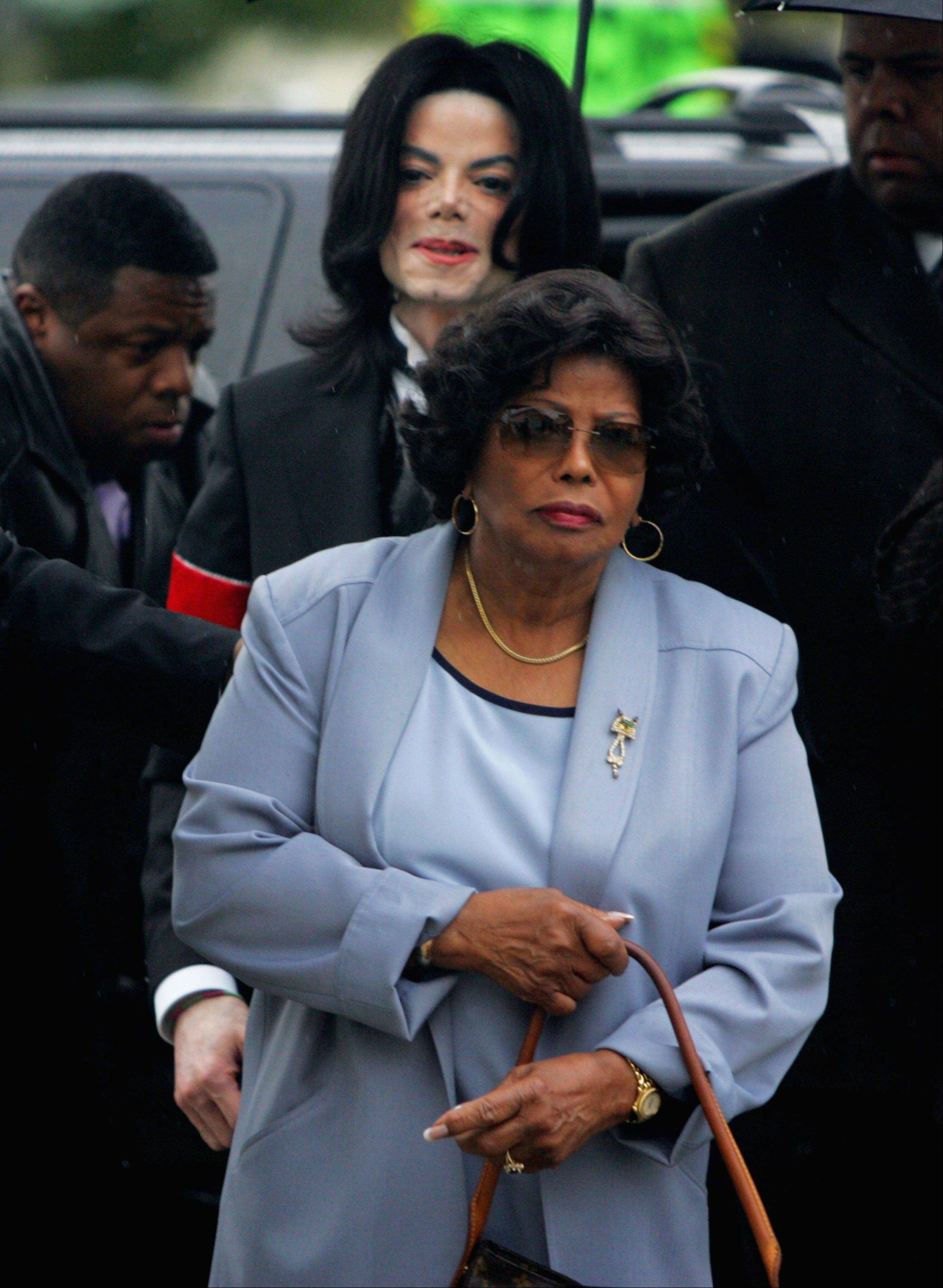 Deputies responded to Katherine Jackson�s home in Calabasas, Calif., on Monday after a family disturbance was reported. There were no arrests made, but deputies determined that two people had been involved in a physical altercation at the house and a report on a possible battery case was taken, officials said.