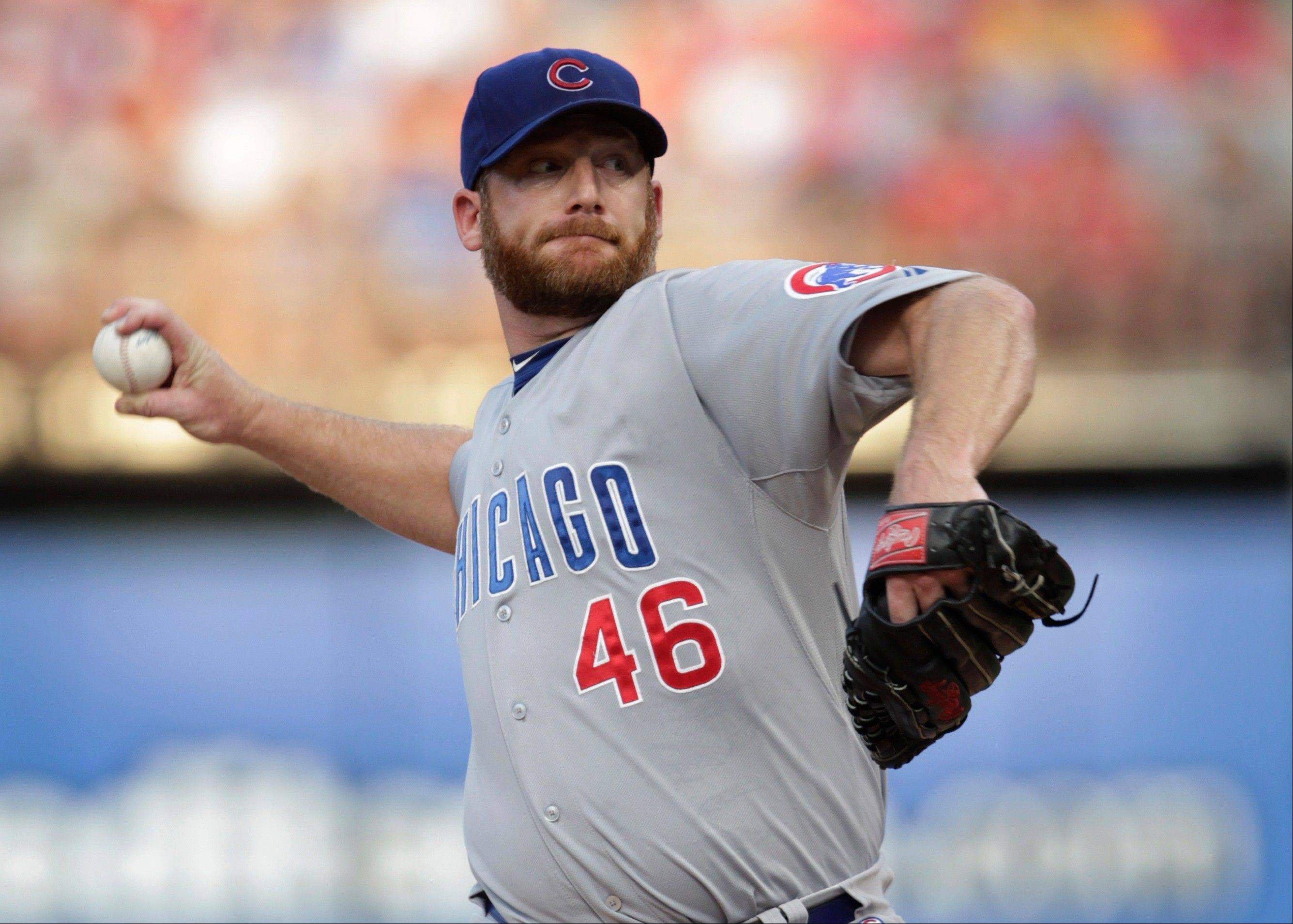 Cubs starting pitcher Ryan Dempster says there's still time to consider any trade possibilities.